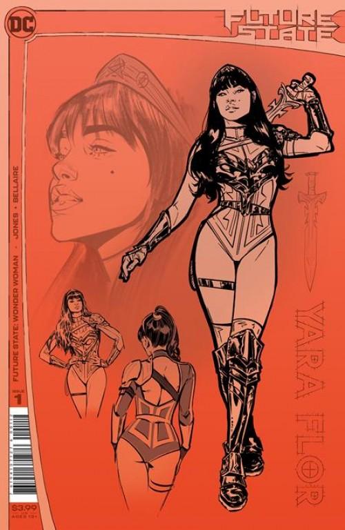 Future State: Wonder Woman #1 2nd Print