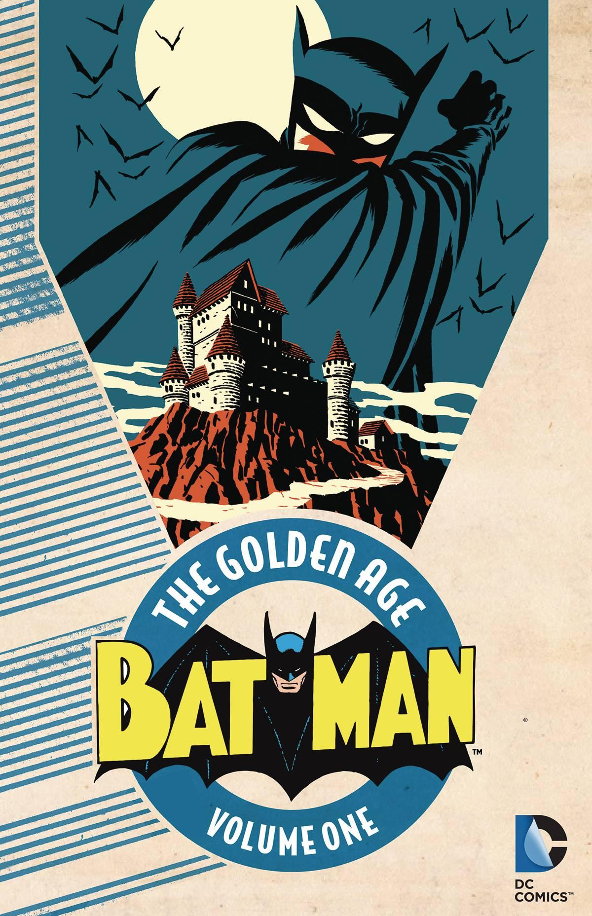 Batman the Golden Age TP Vol. 1