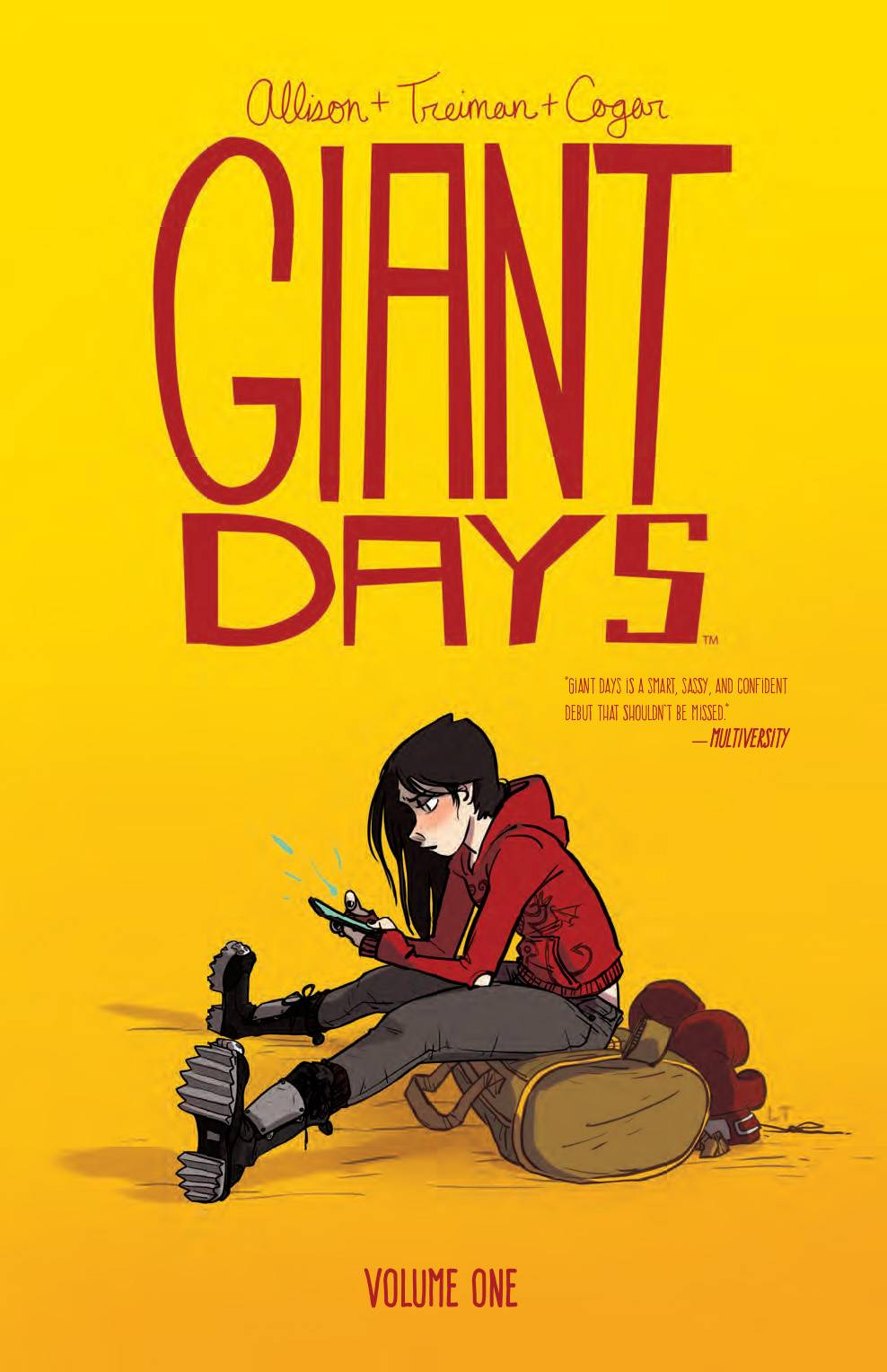 Giant Days TP Vol. 1