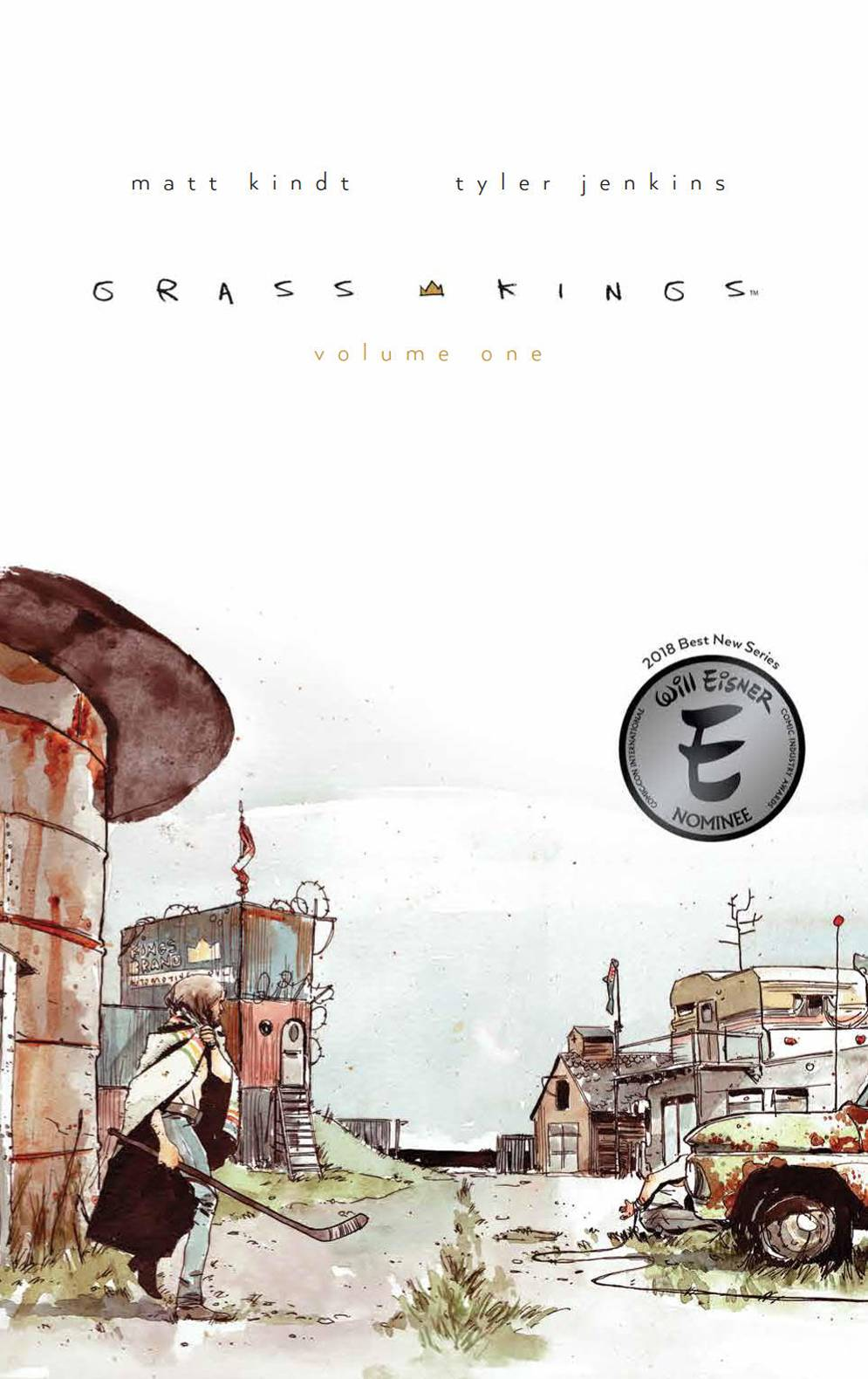 Grass Kings TP Vol. 1