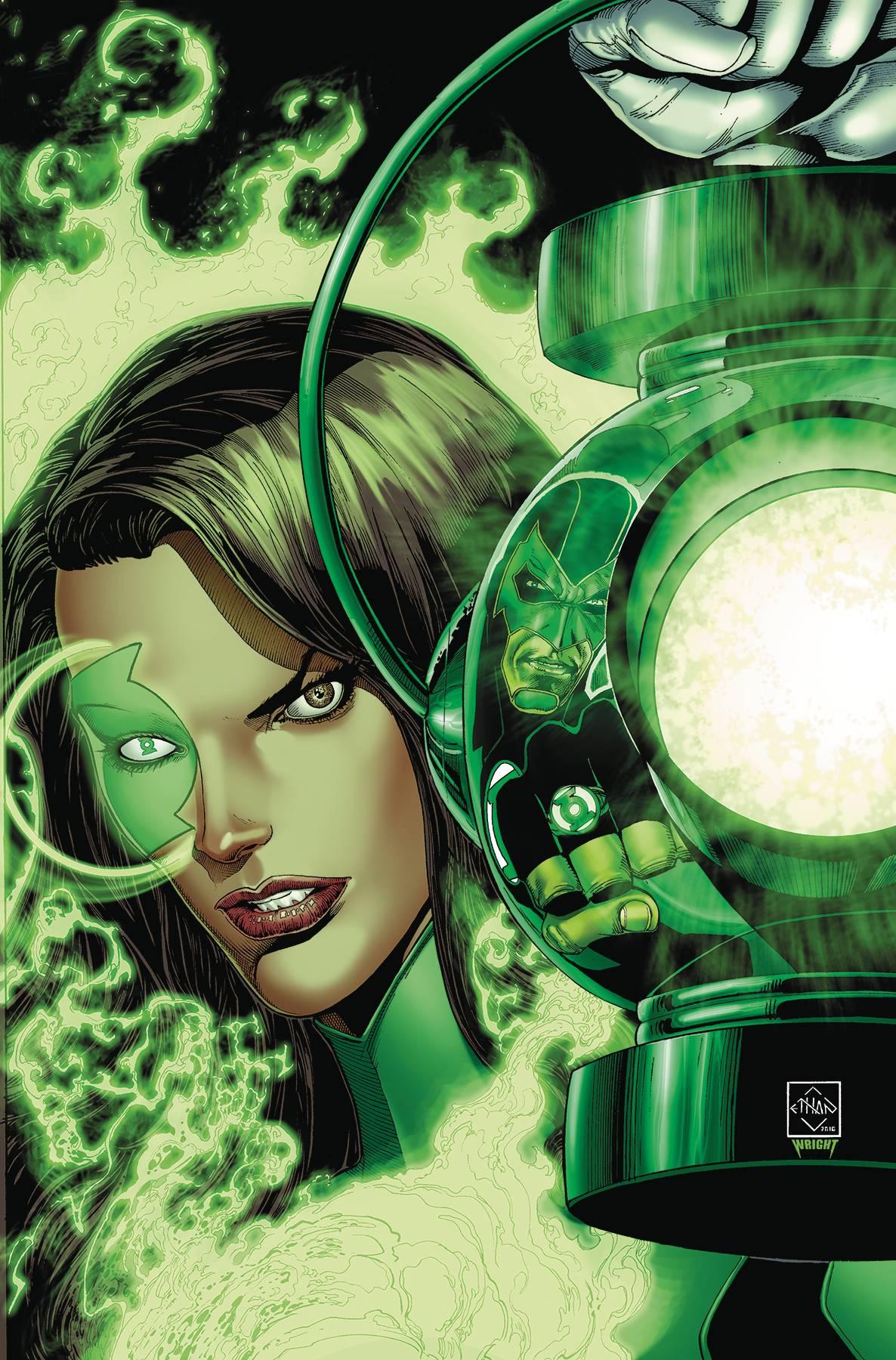 Green Lanterns TP Vol. 1 Rage Planet (Rebirth)