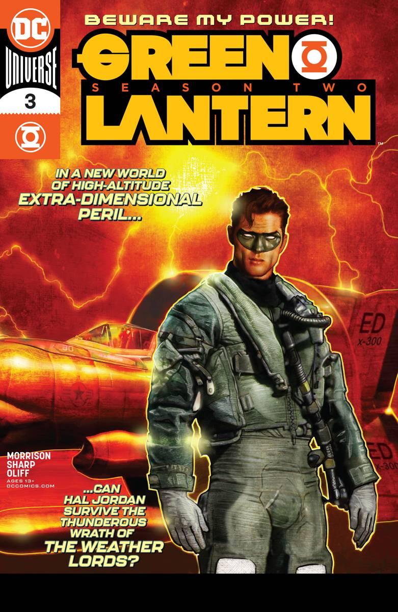 Green Lantern Season Two #3