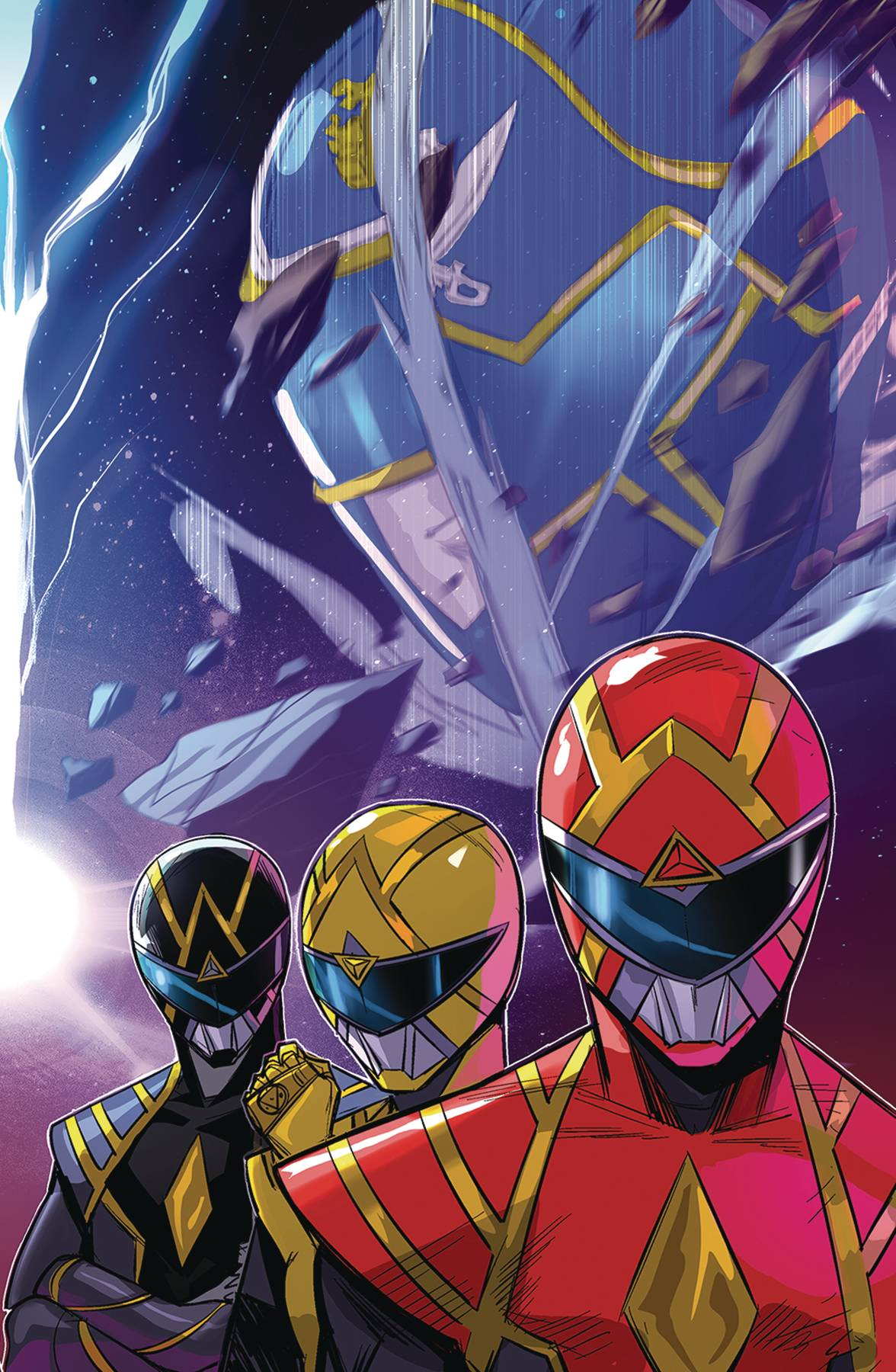 Go Go Power Rangers #32