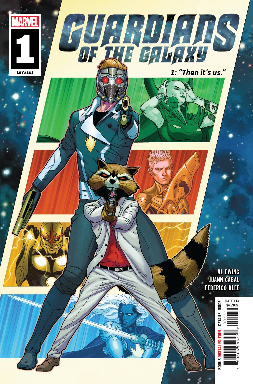 Guardians of the Galaxay #1