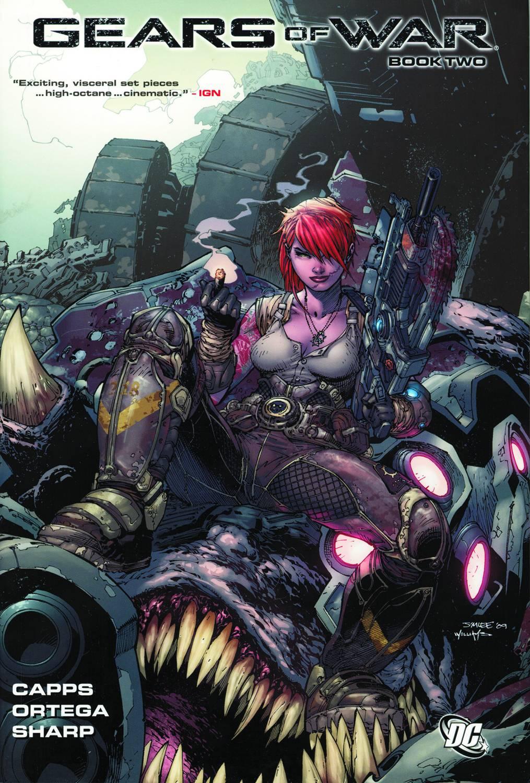 Gears of War TP Book 2