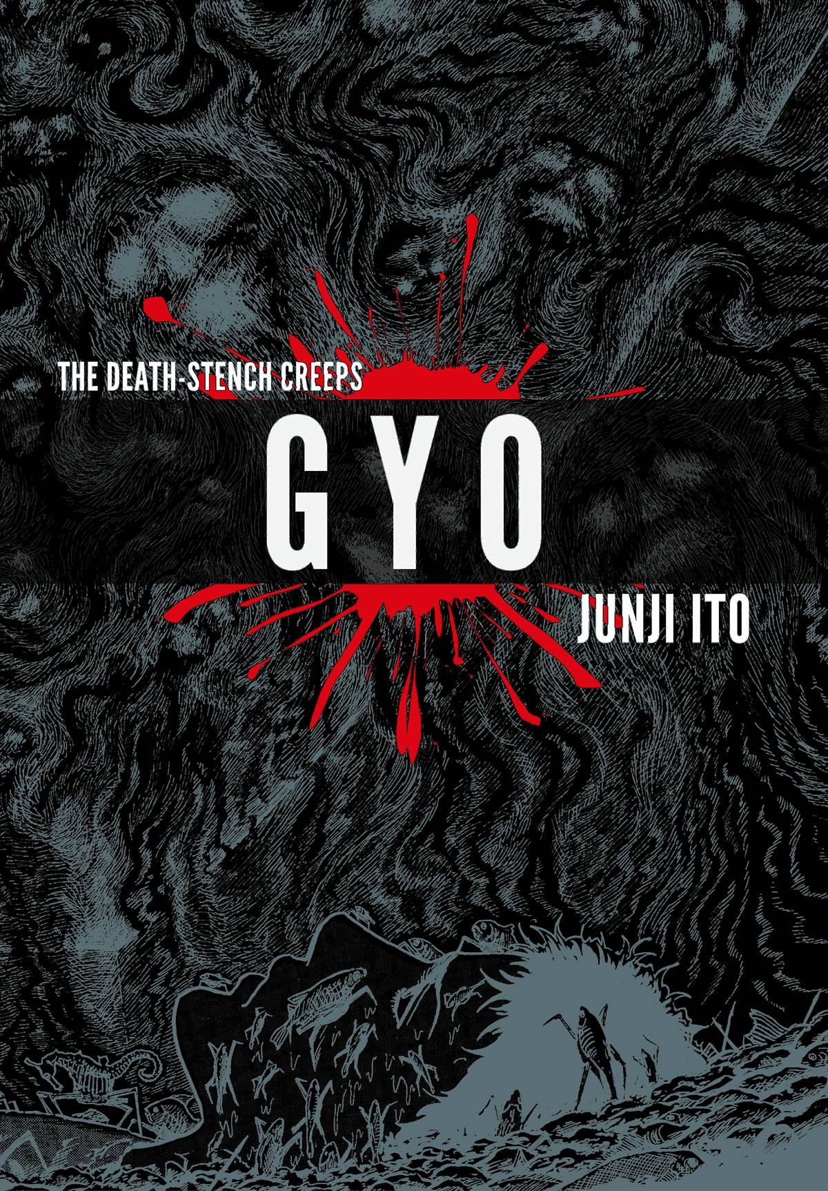 Gyo 2in1 Deluxe Edition HC Junji Ito