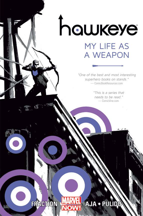 Hawkeye TP Vol 1 My Life as a Weapon