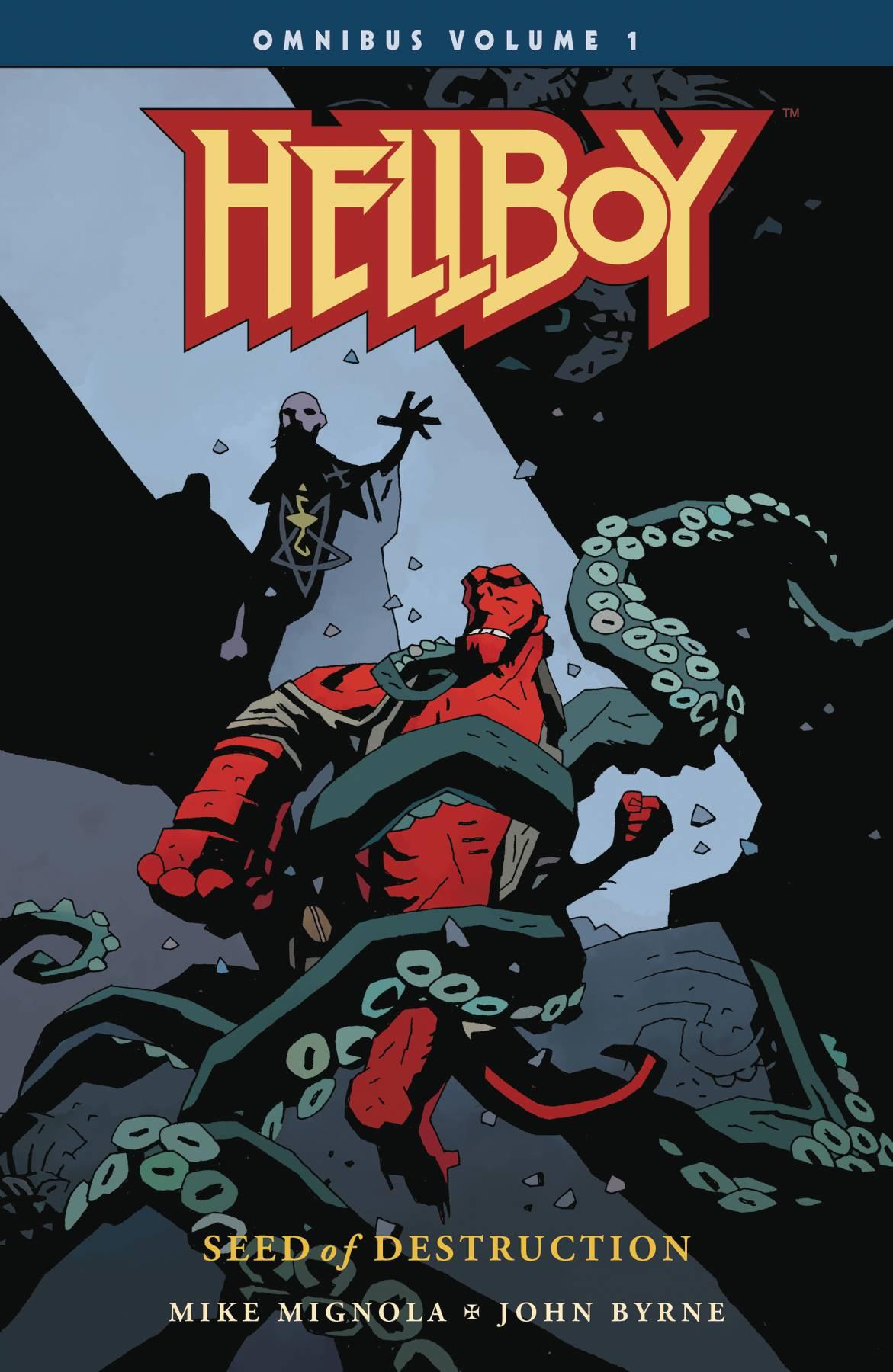 Hellboy Omnibus TP Vol 1 Seed of Destruction