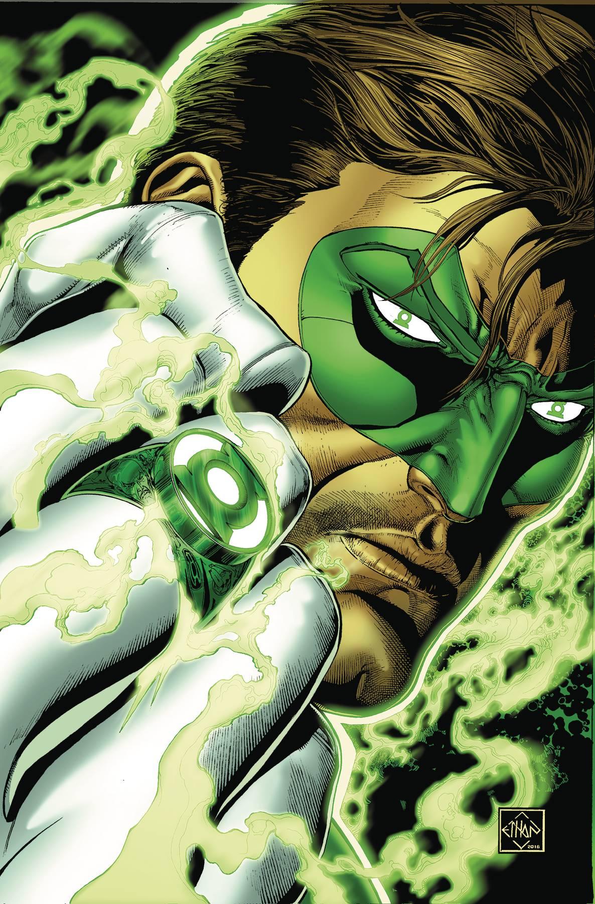 Hal Jordan & The Green Lantern Corps TP Vol 1 Sinestro's Law