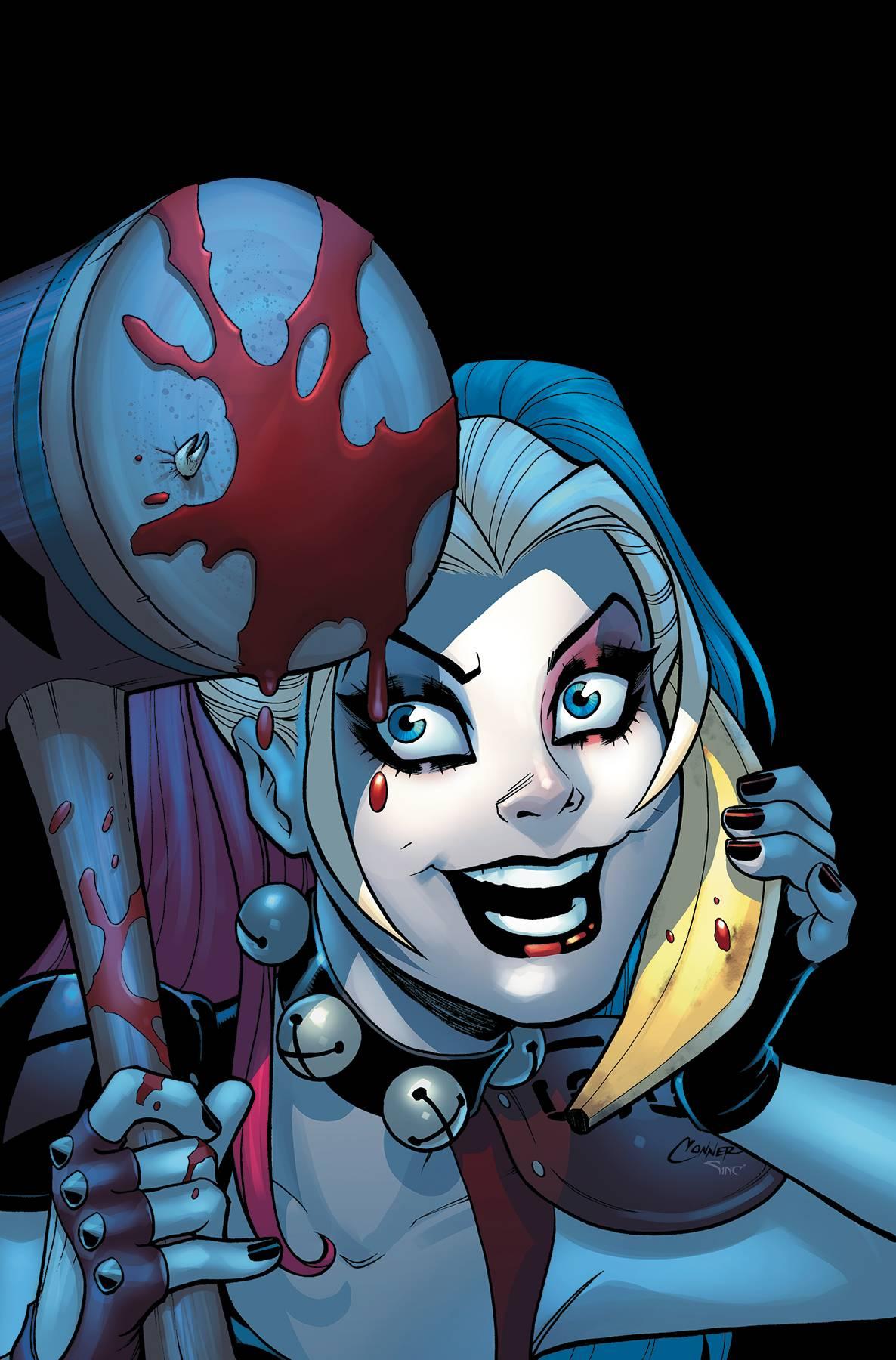 Harley Quinn TP Vol. 1 Die Laughing (Rebirth)