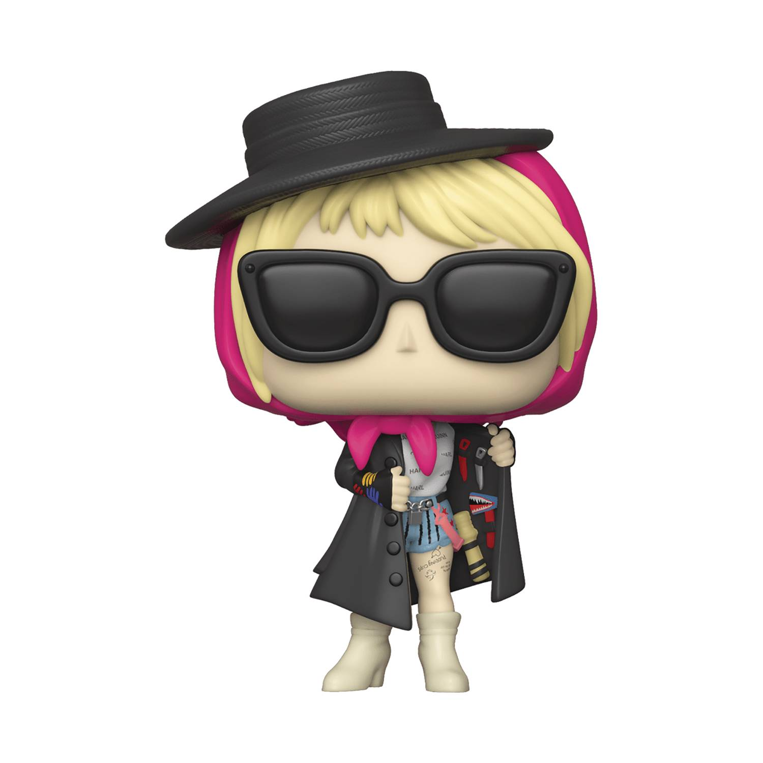Funko Pop Birds of Prey Harley Quinn Specialty Series