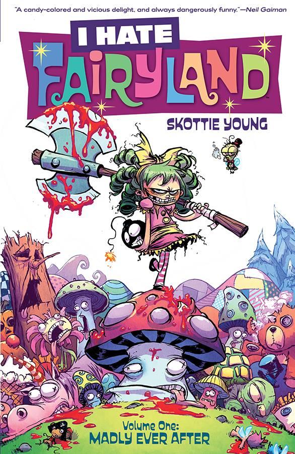 I Hate Fairyland TP Vol. 1 Madly Ever After