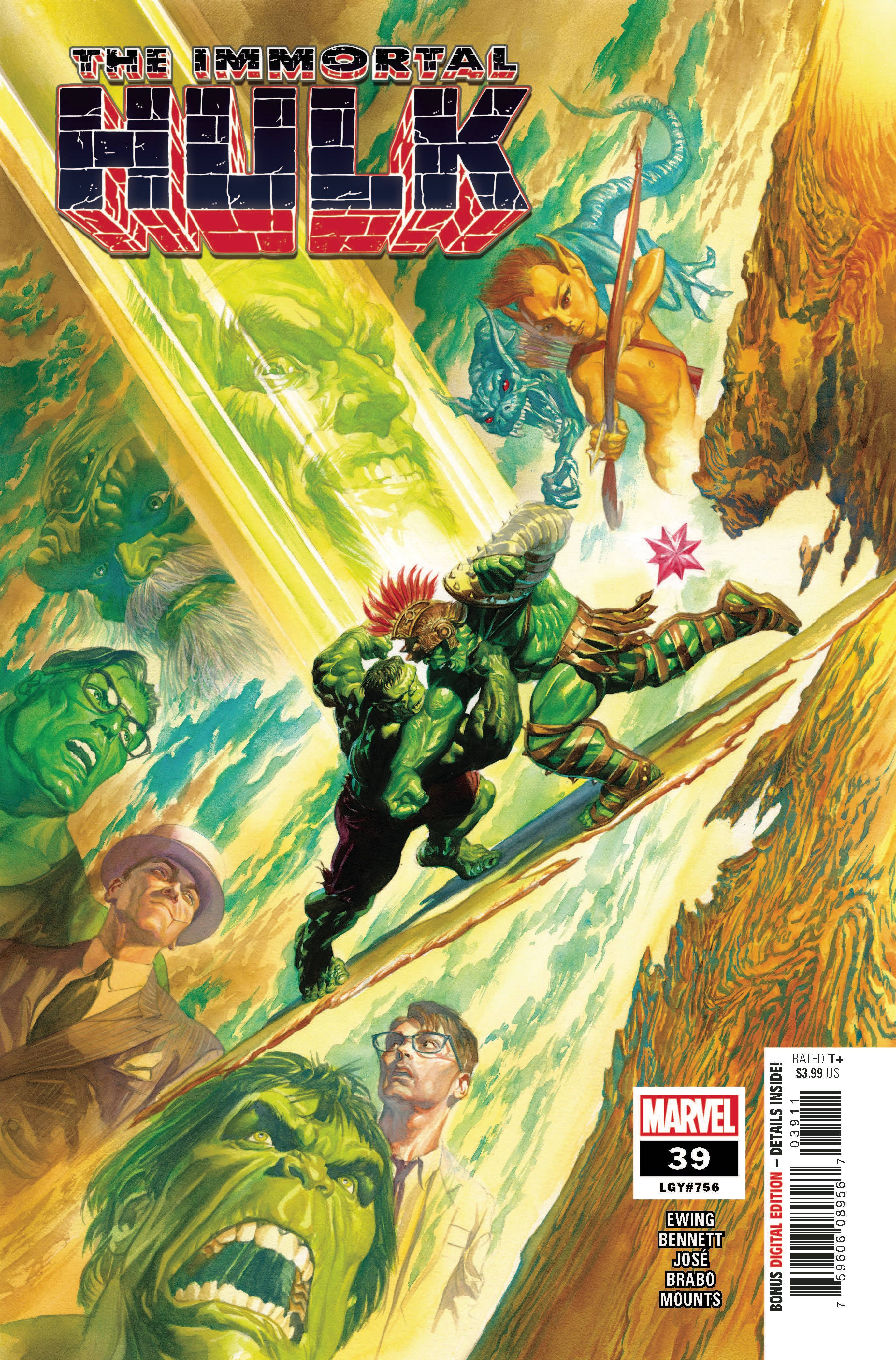 Immortal Hulk #39