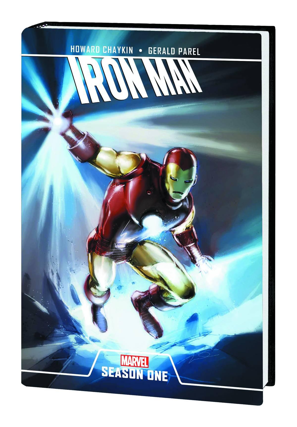 Iron Man Season One HC