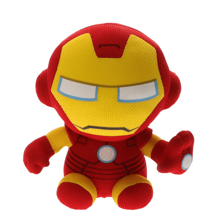 Ty Iron Man Plush