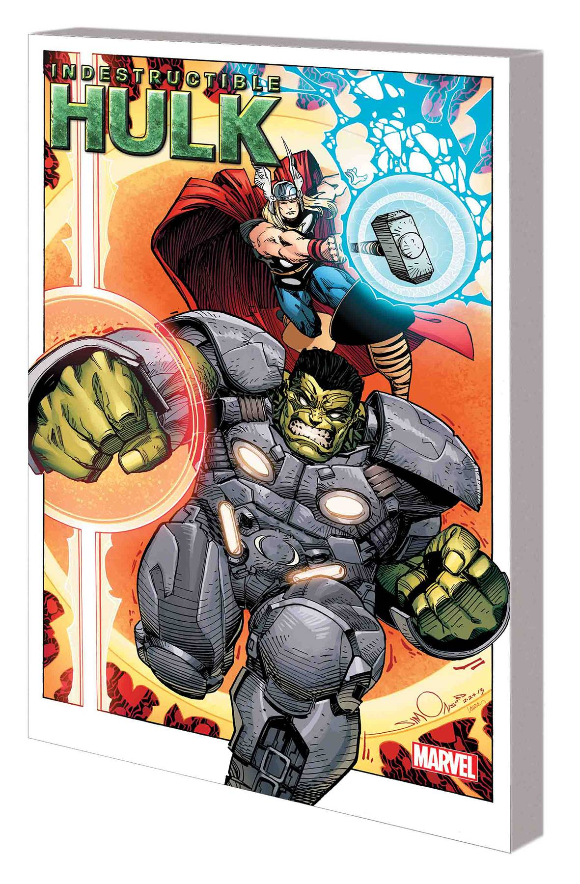 Indestructible Hulk by Mark Waid TP Complete Collection