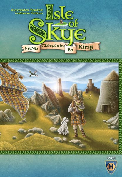 Isle of the Skye: From Chiefain to King