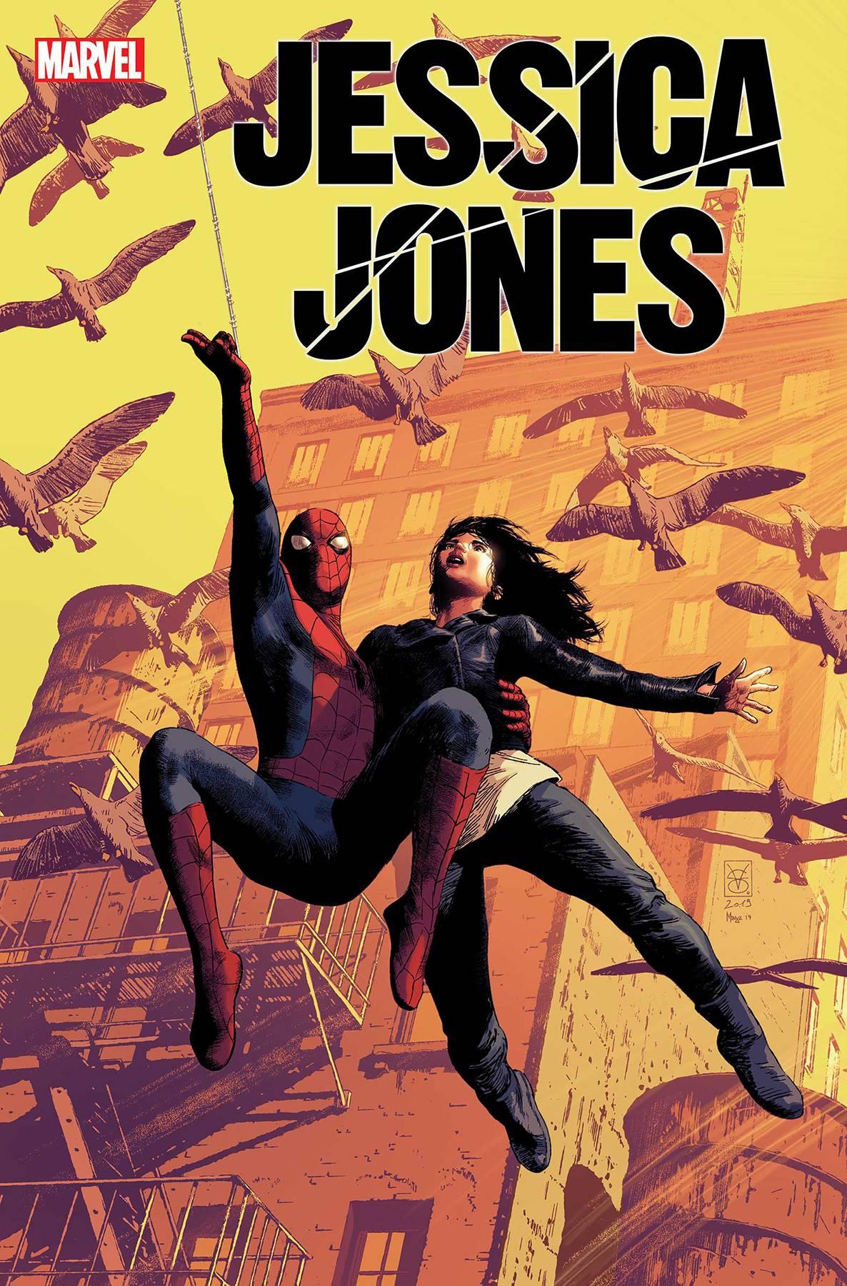Jessica Jones Blind Spot #4