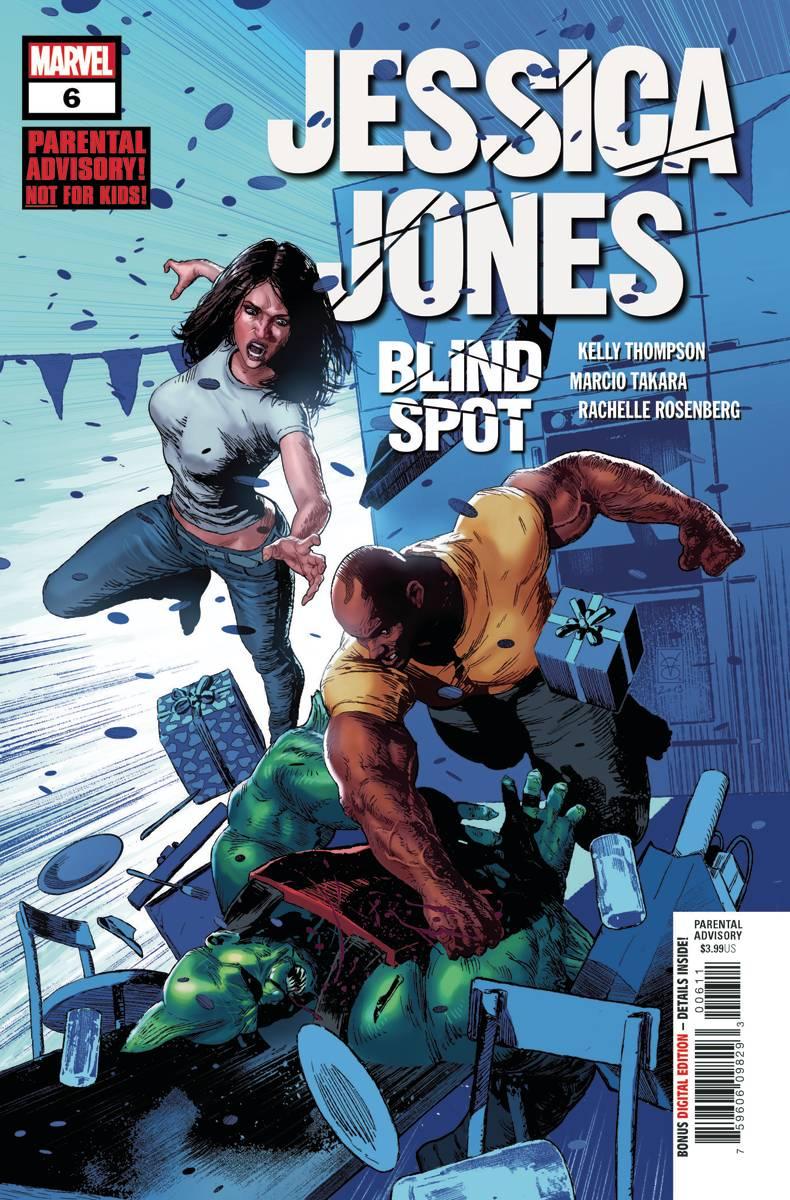Jessica Jones Blind Spot #6
