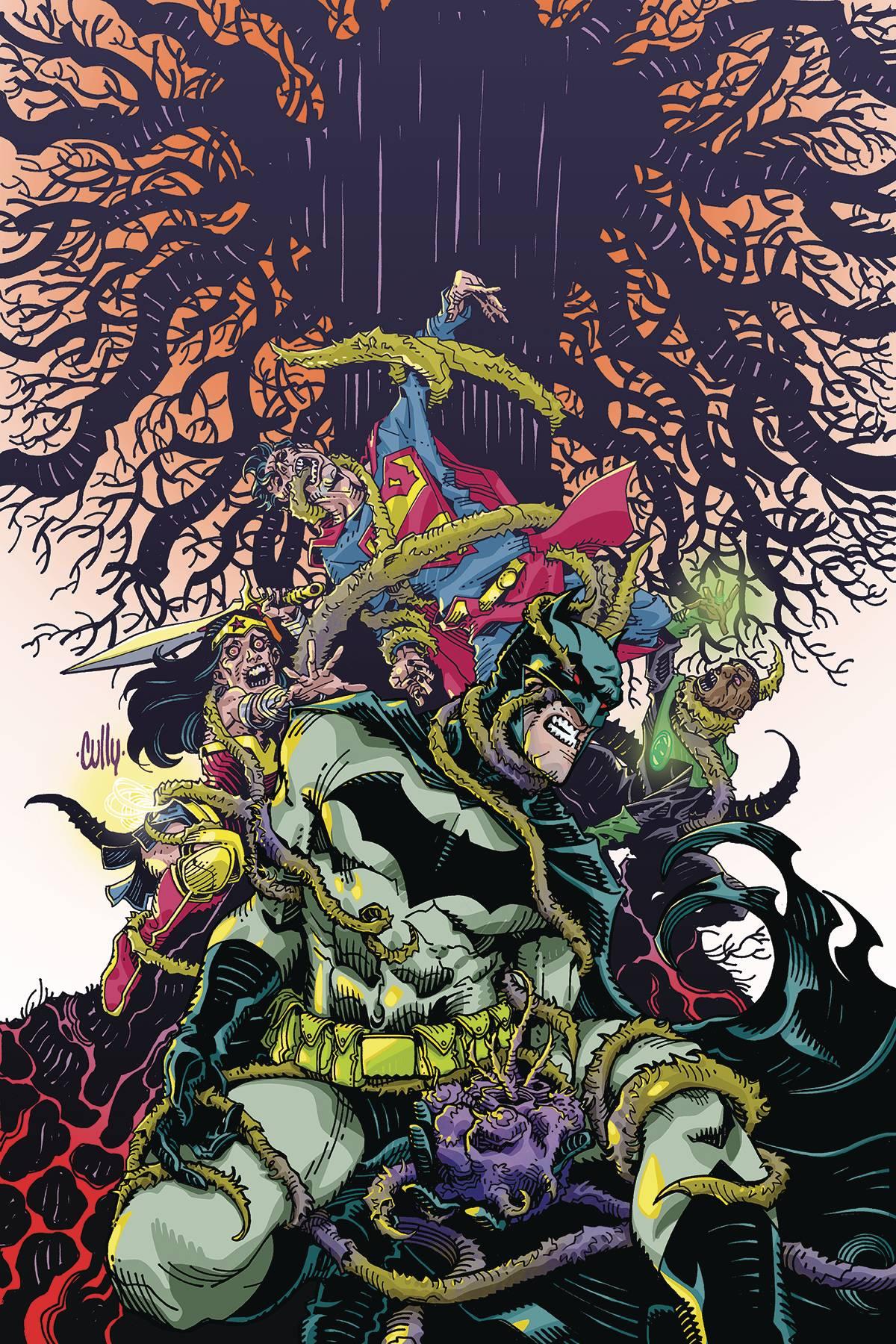Justice League #52