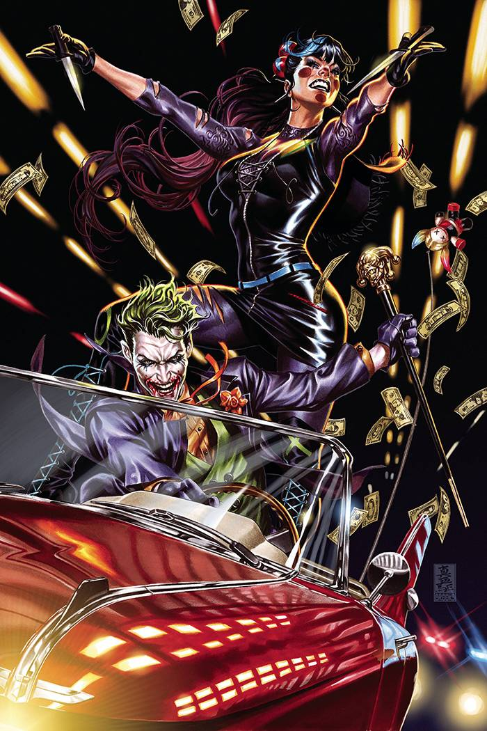 Joker #1 Team Variant