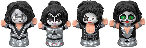 KISS Little People Set