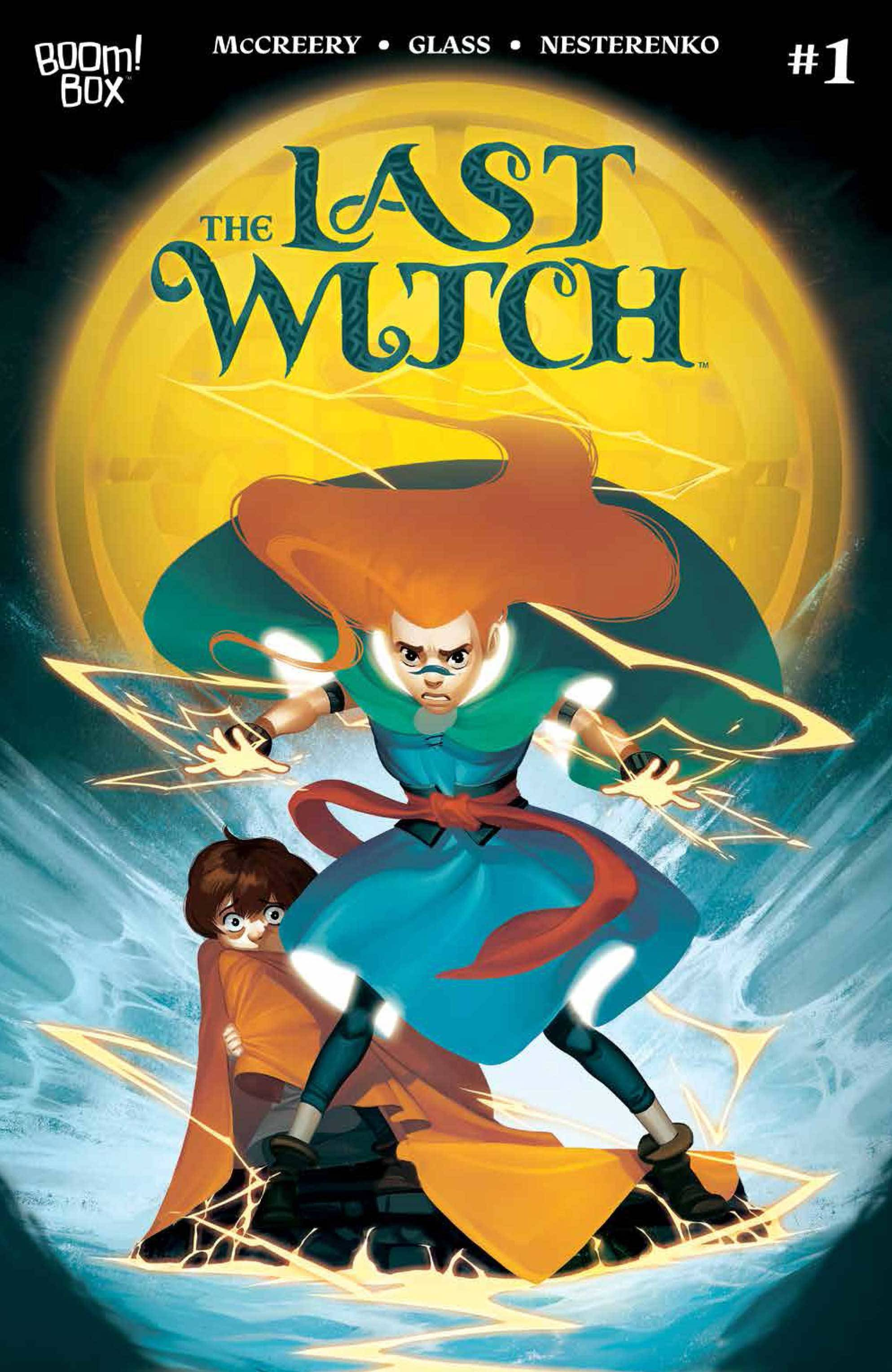 Last Witch #1