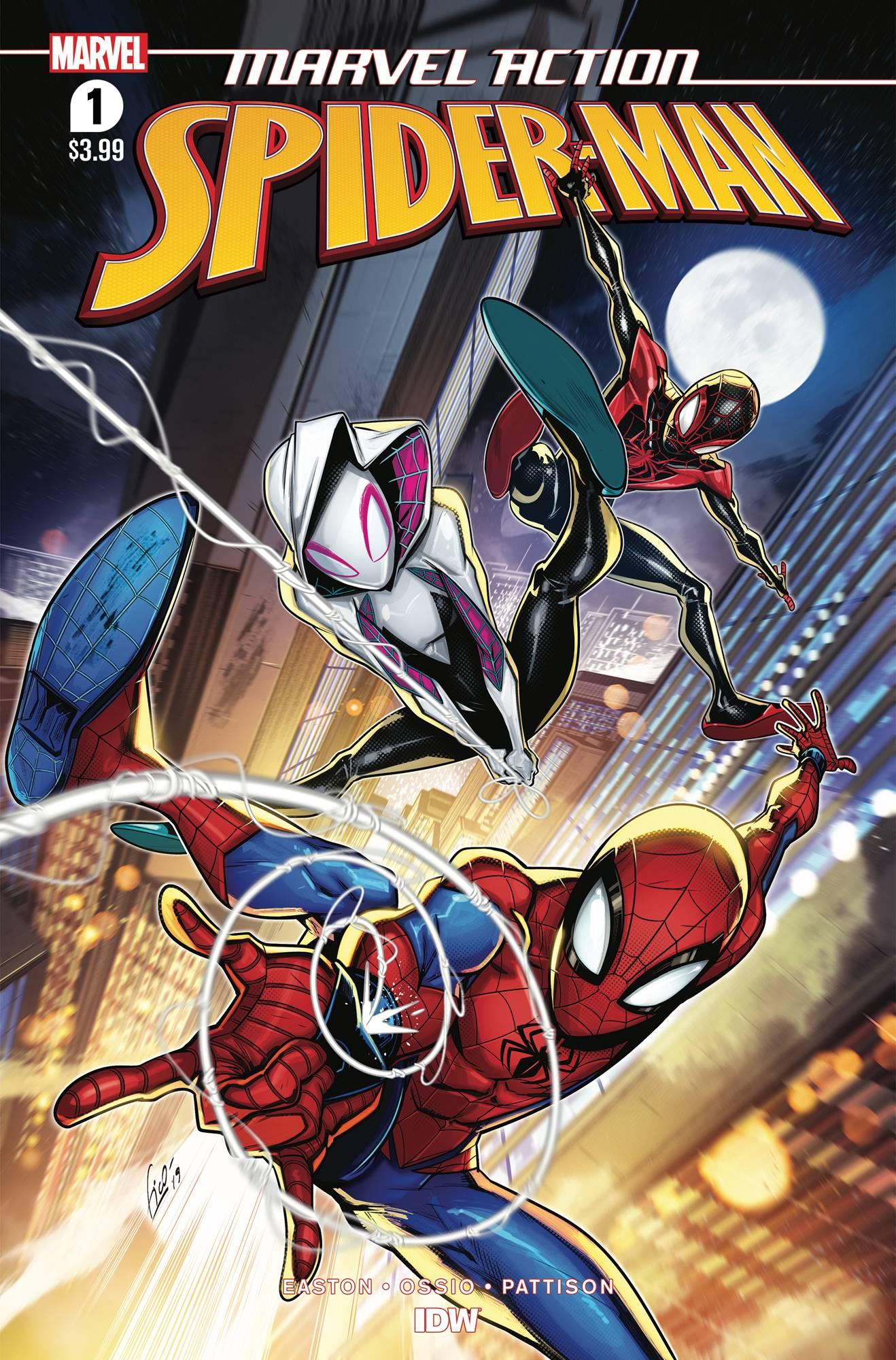 Marvel Action Spider-Man(2020) #1