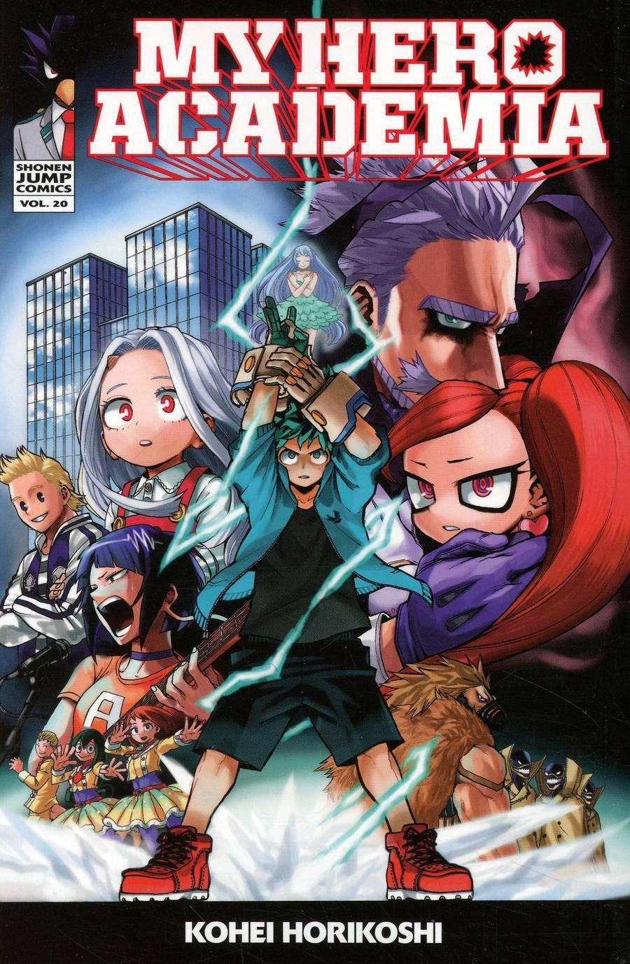 My Hero Academia GN Vol. 20