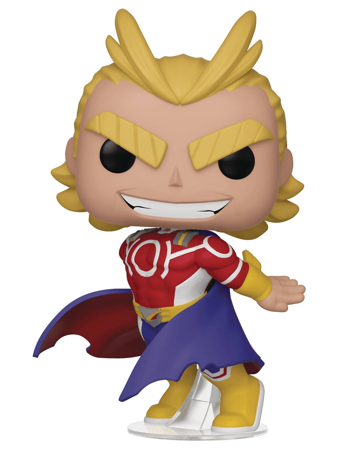 Funko Pop My Hero Acadamia All Might Silver Age