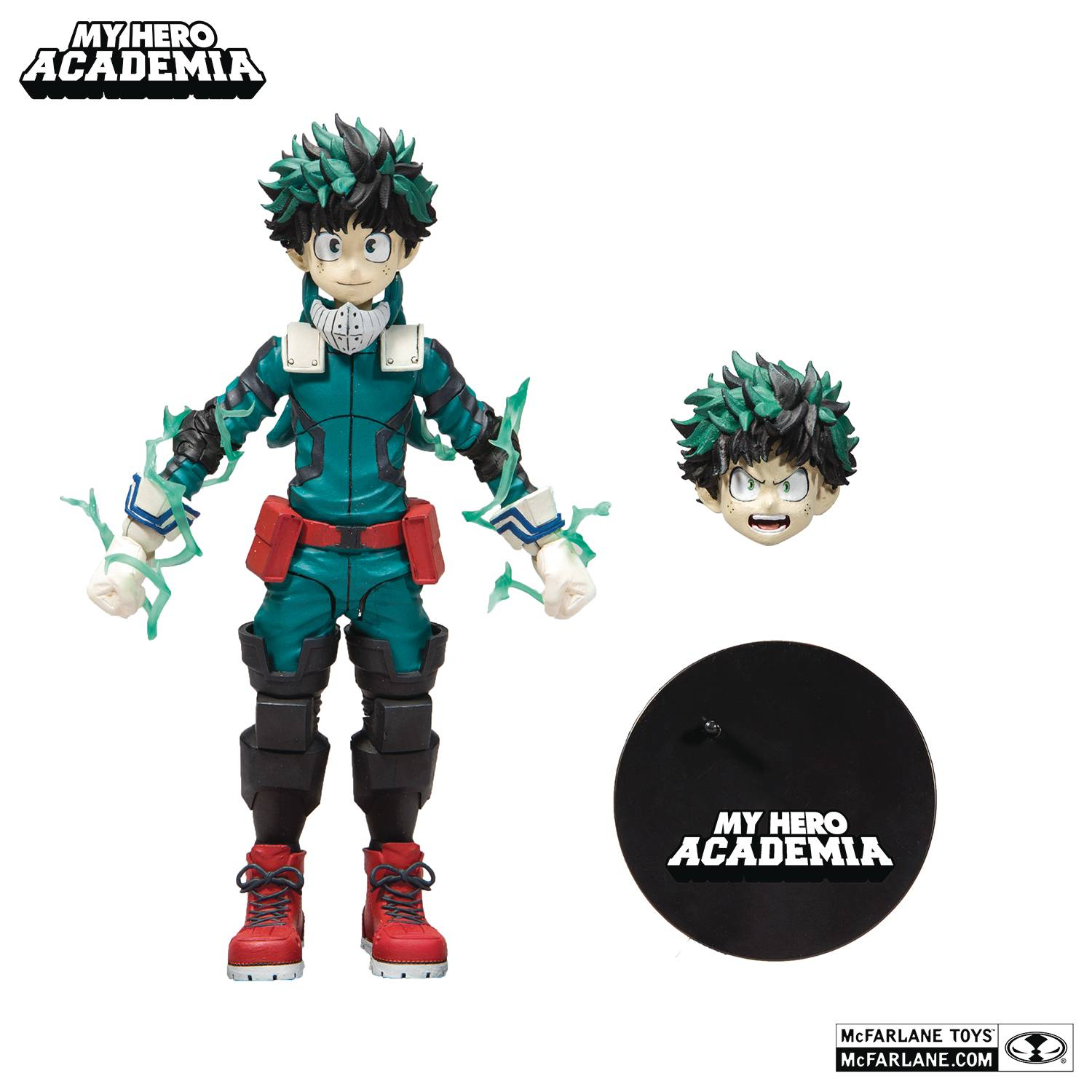 My Hero Academia Midoriya Action Figure