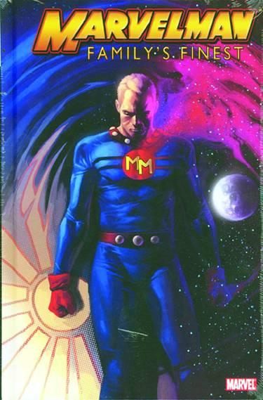 Marvelman Family's Finest Prem HC