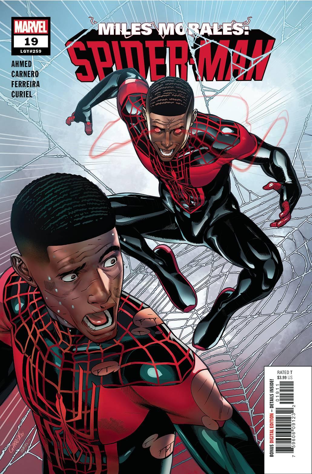 Miles Morales Spider-Man #19