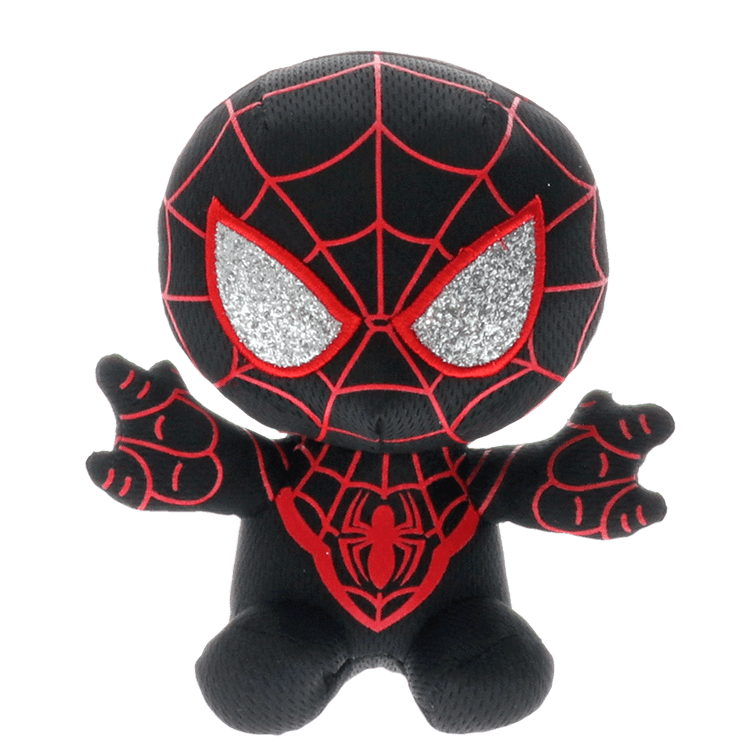 Ty Miles Morales Spider-Man Plush