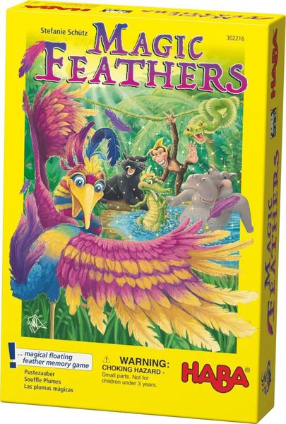 Magic Feathers - Board Game