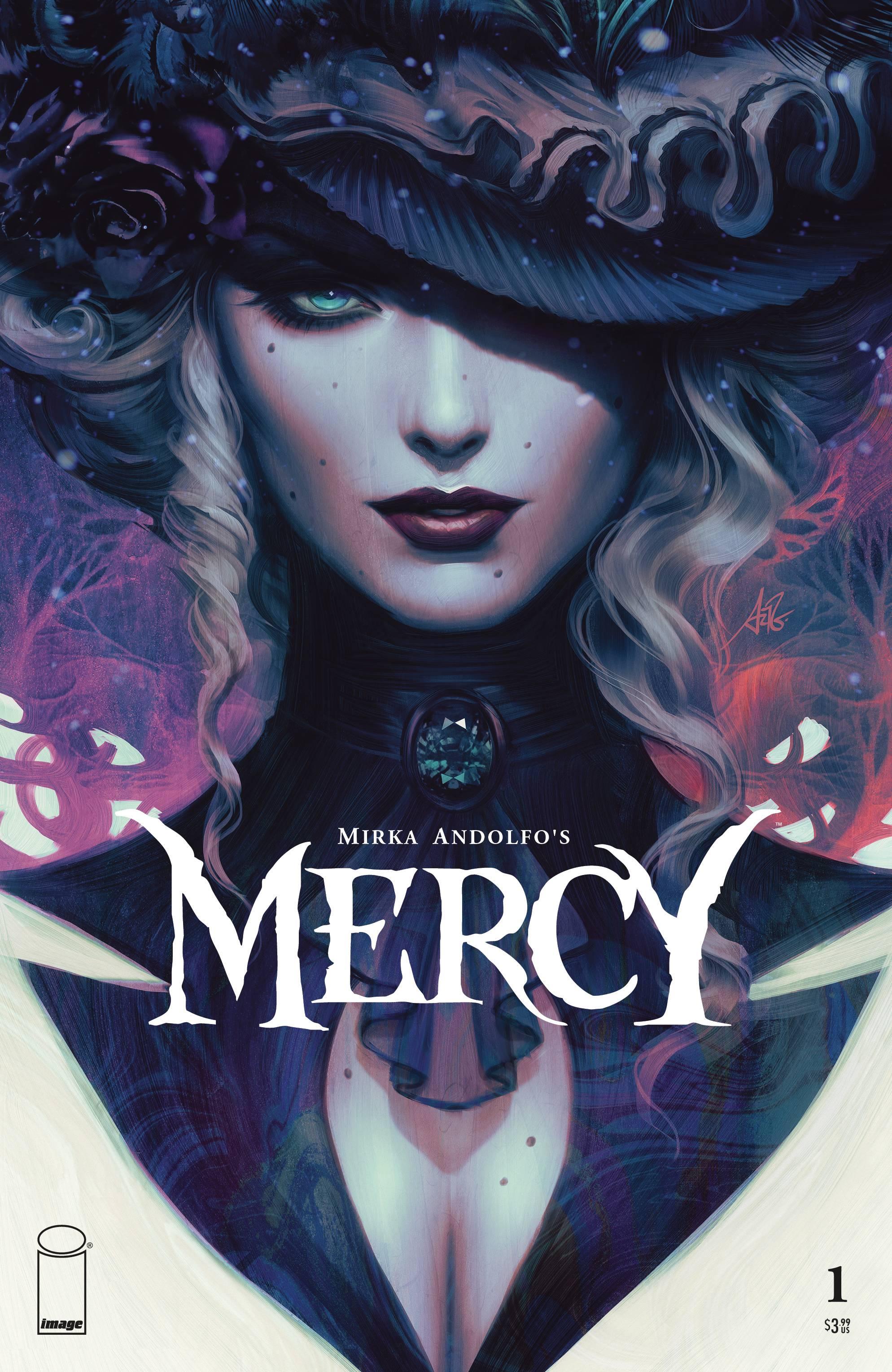 Mercy #1 Cvr C Artgerm