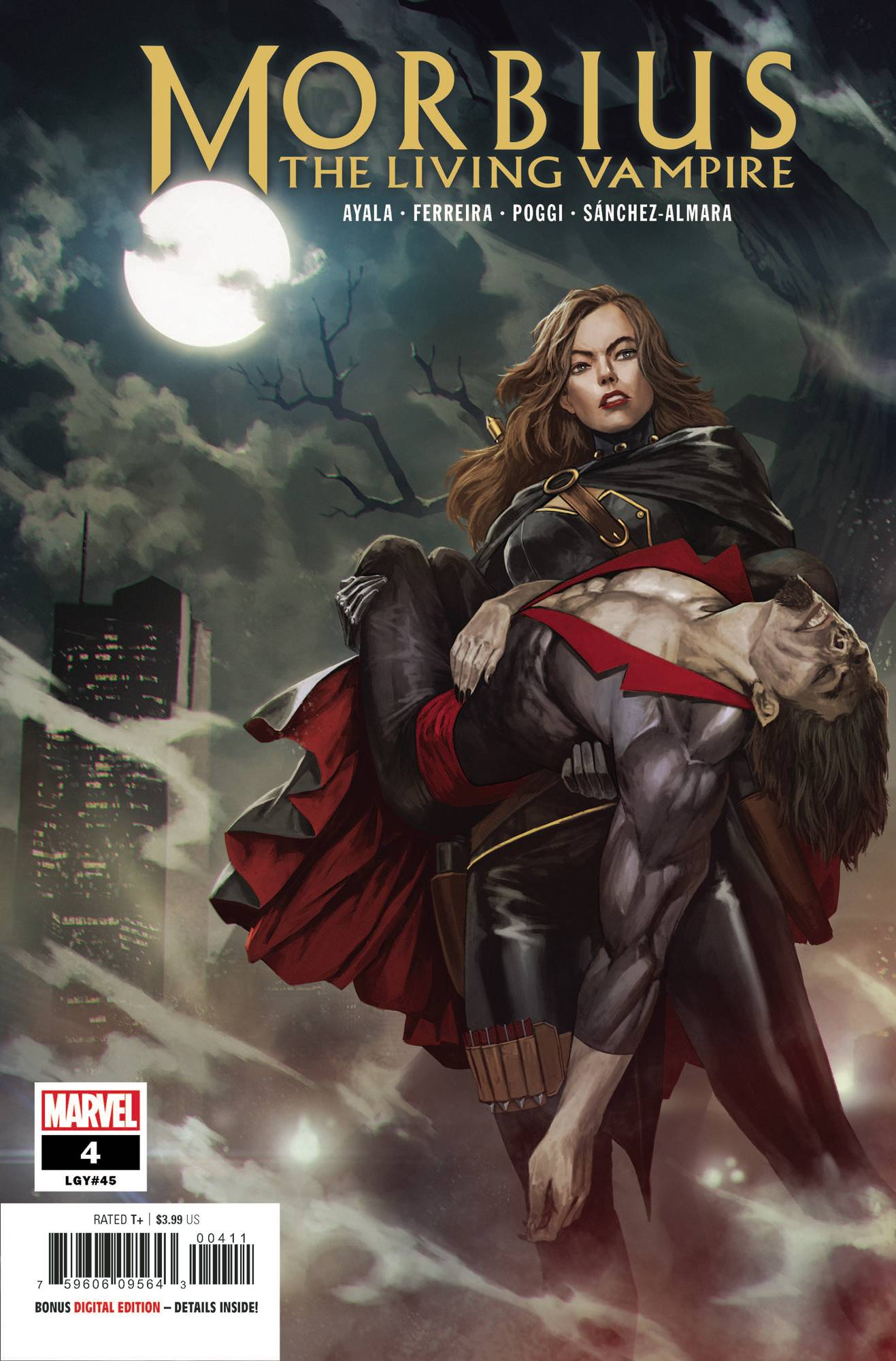 Morbius #4