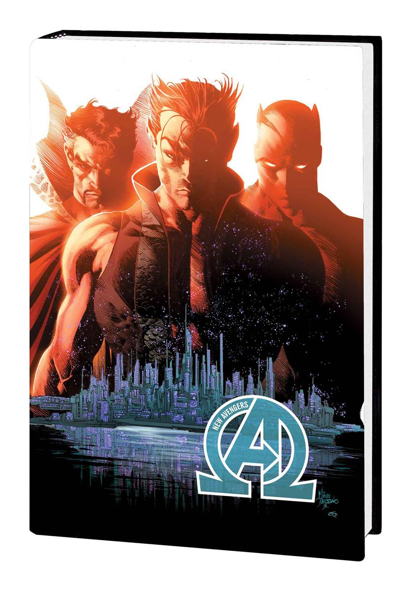 New Avengers Prem HC Vol. 3 Other Worlds