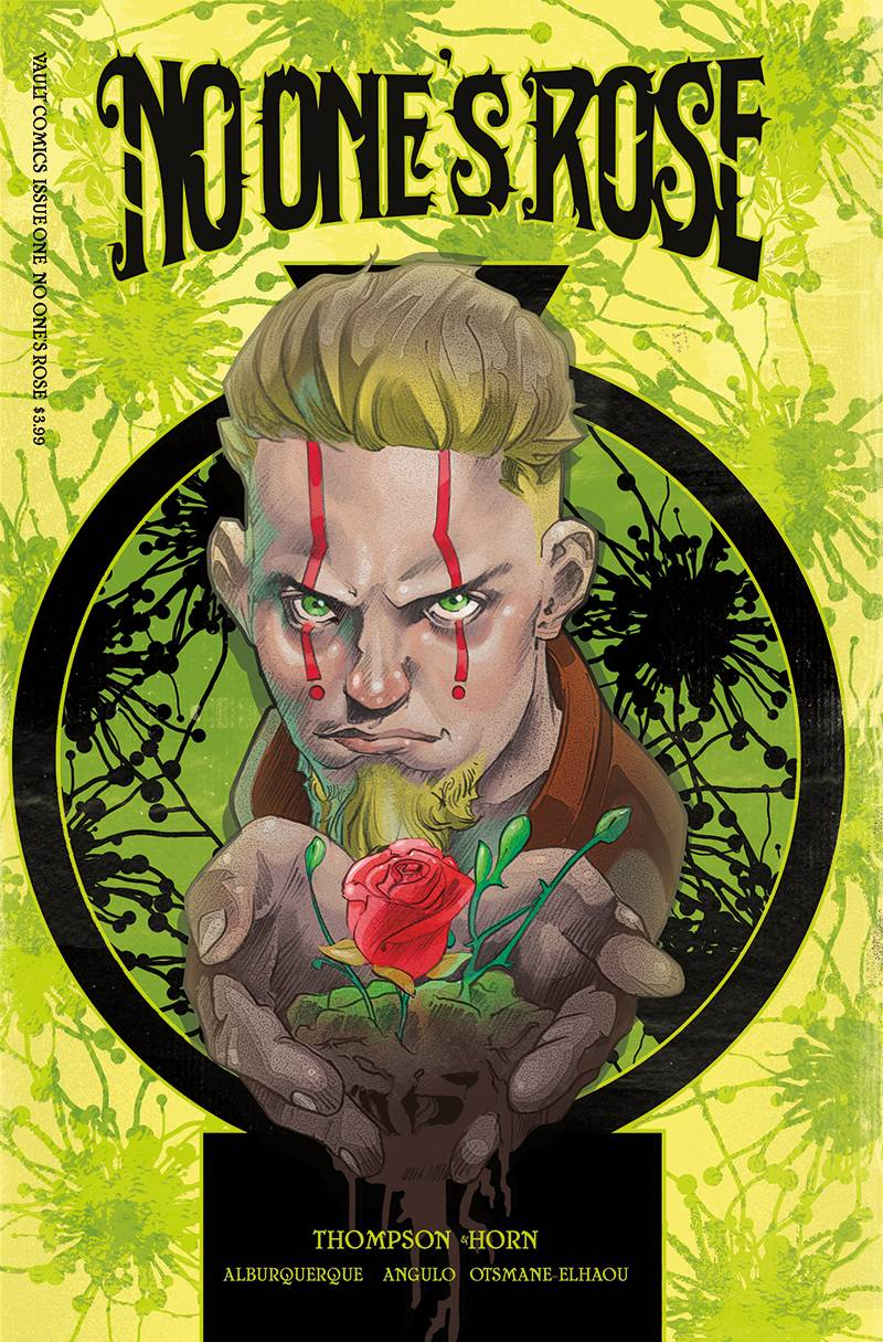 No One's Rose #1 cover B Gooden Daniel