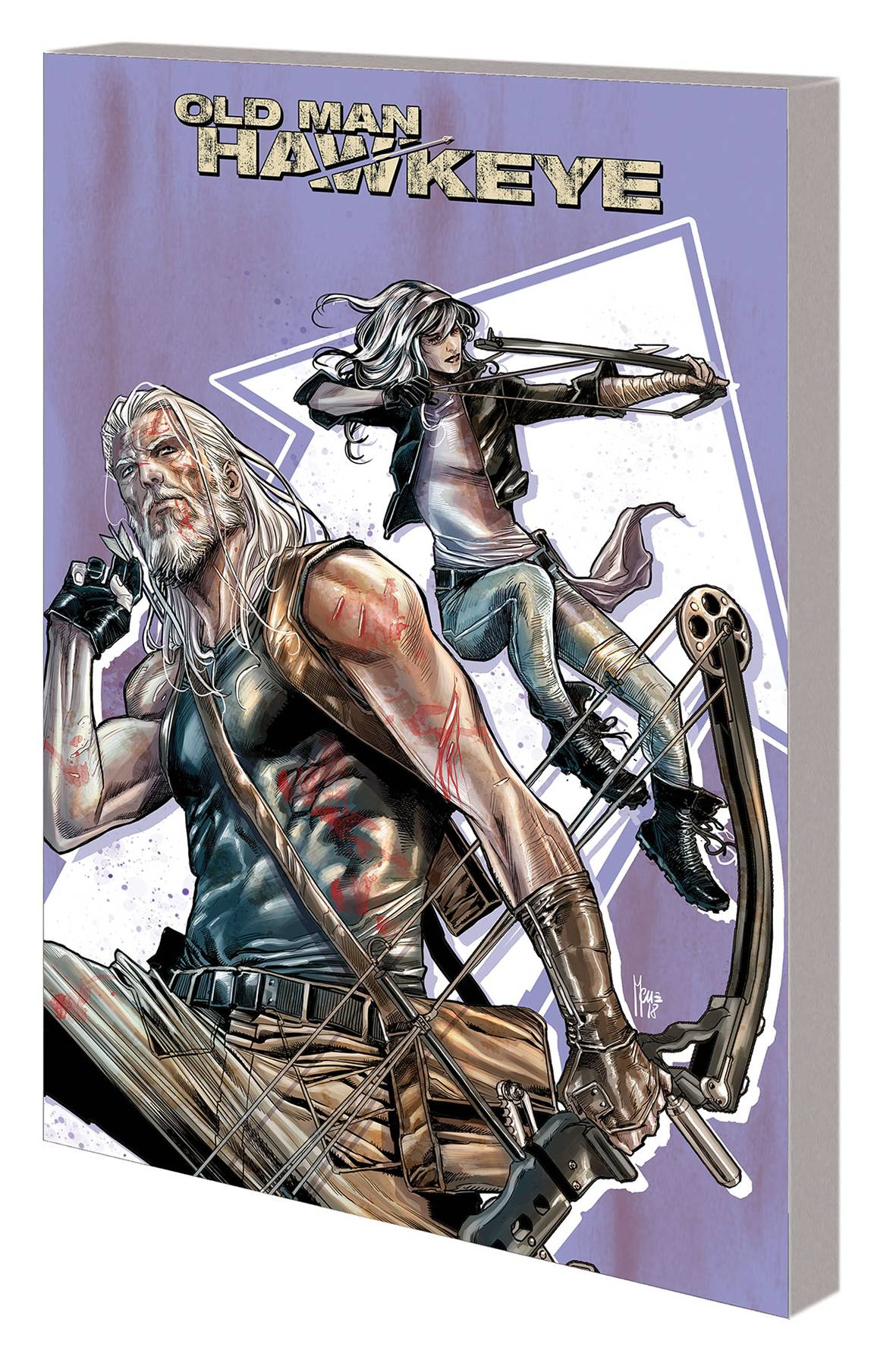 Old Man Hawkeye TP Vol 2 Whole World Blind