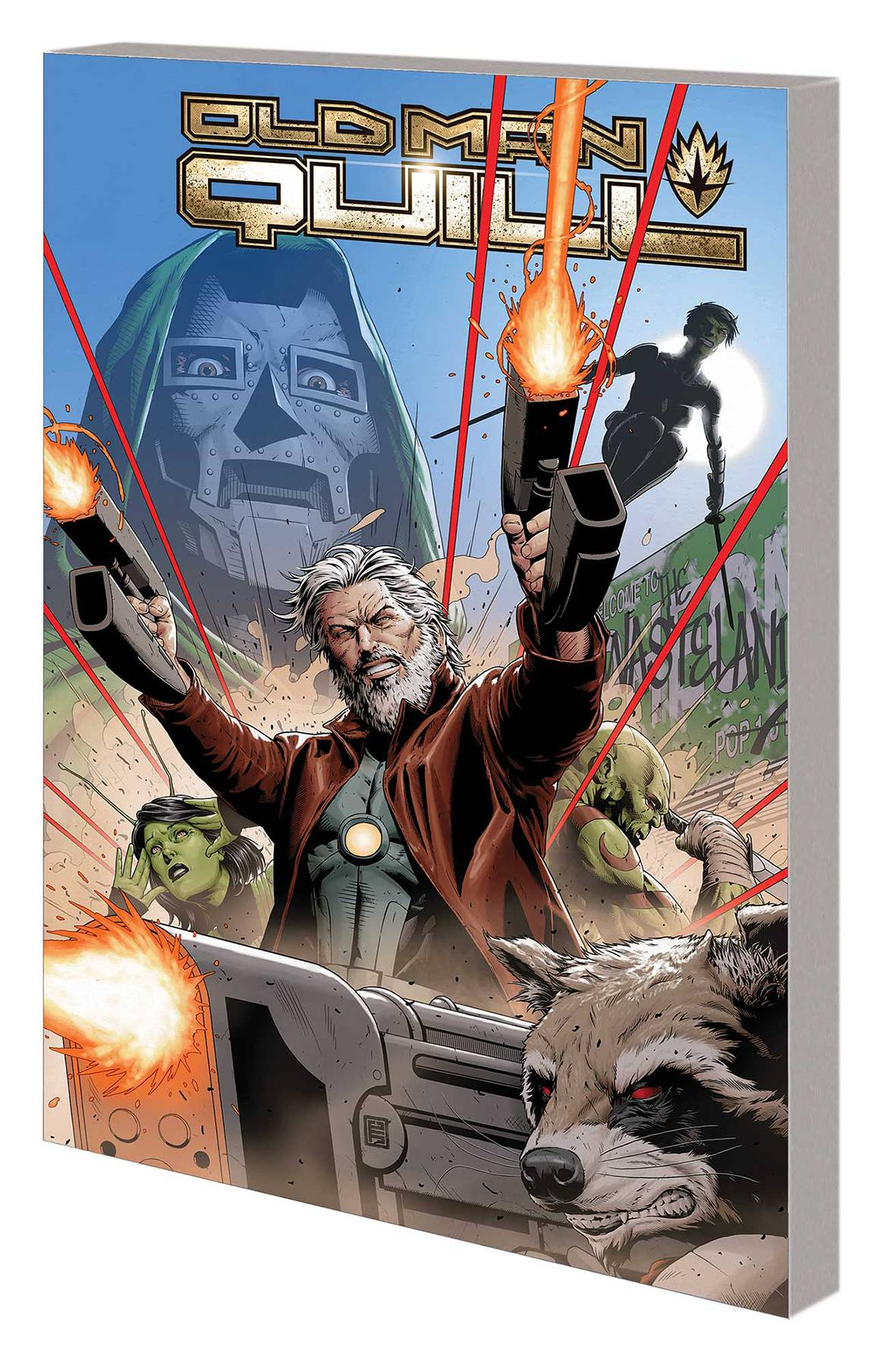 Old Man Quill TP Vol. 1 Nobody's Fault Buy Mine
