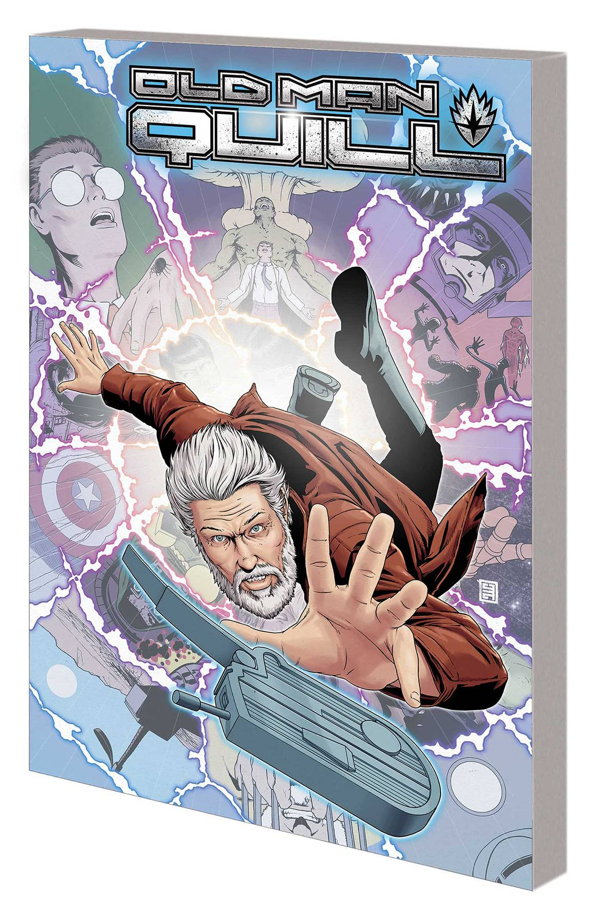 Old Man Quill TP Vol. 2 Go Your Own Way