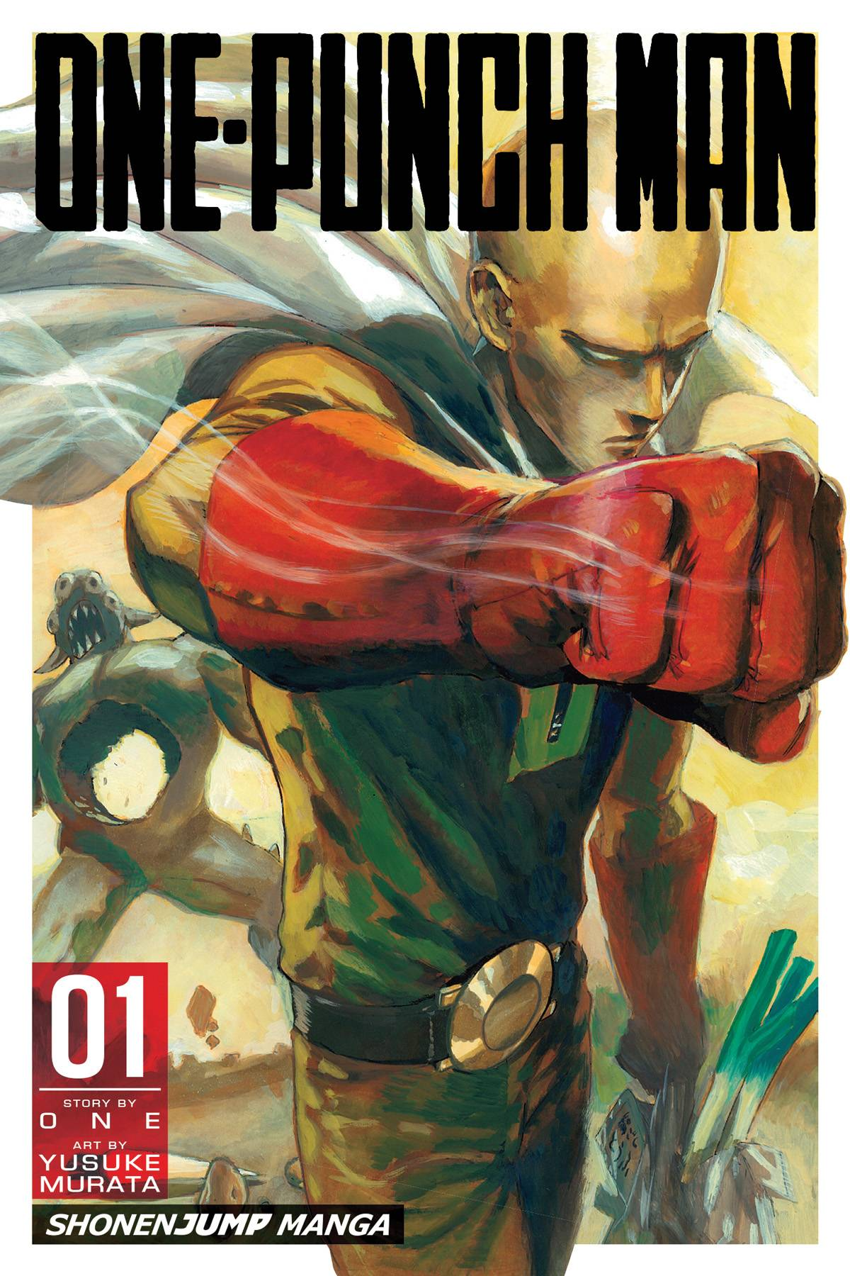 One Punch Man Vol. 1