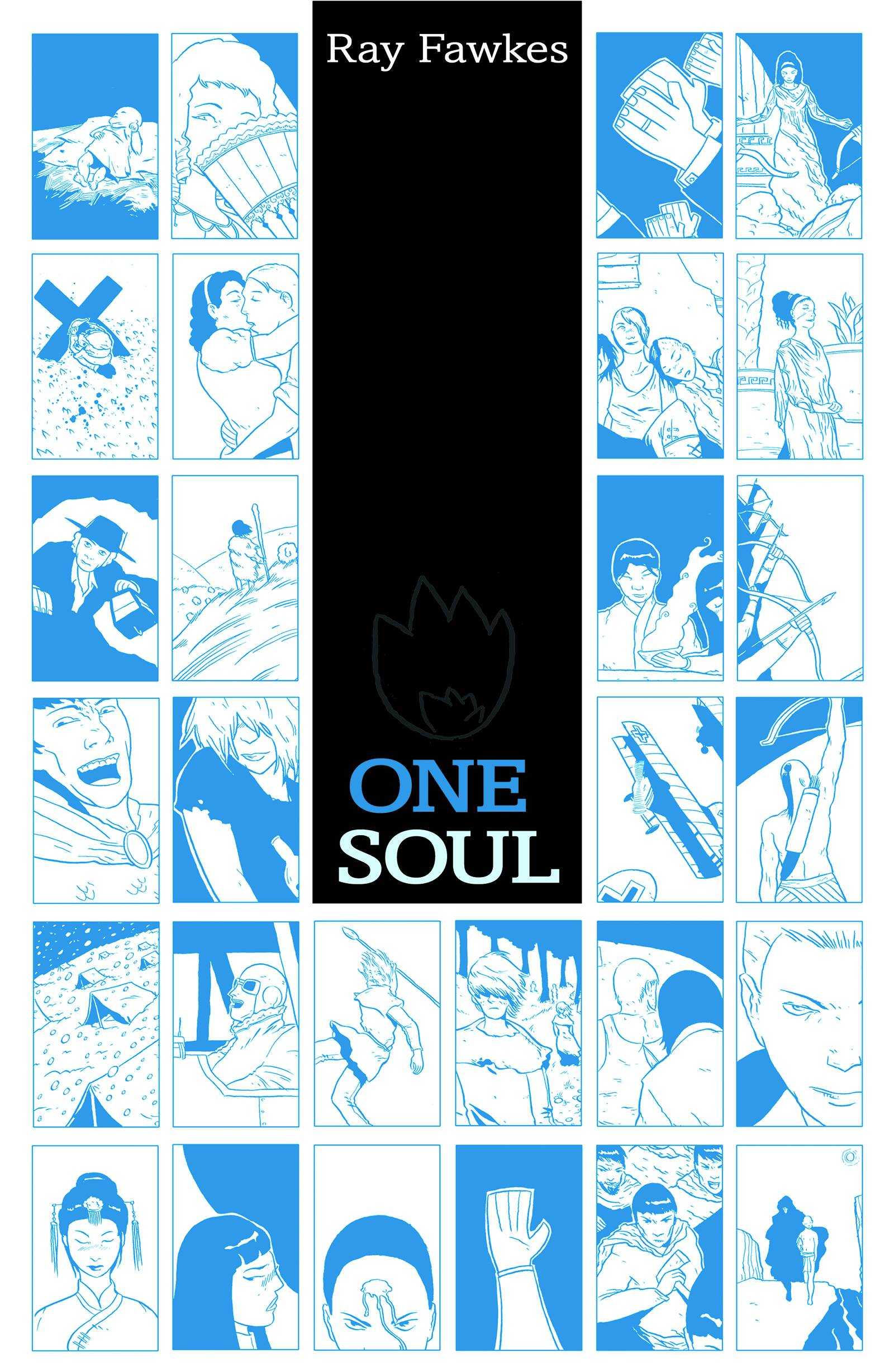 One Soul Graphic Novel