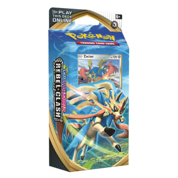 Pokemon TCG Rebel Clash Theme Deck Zacian
