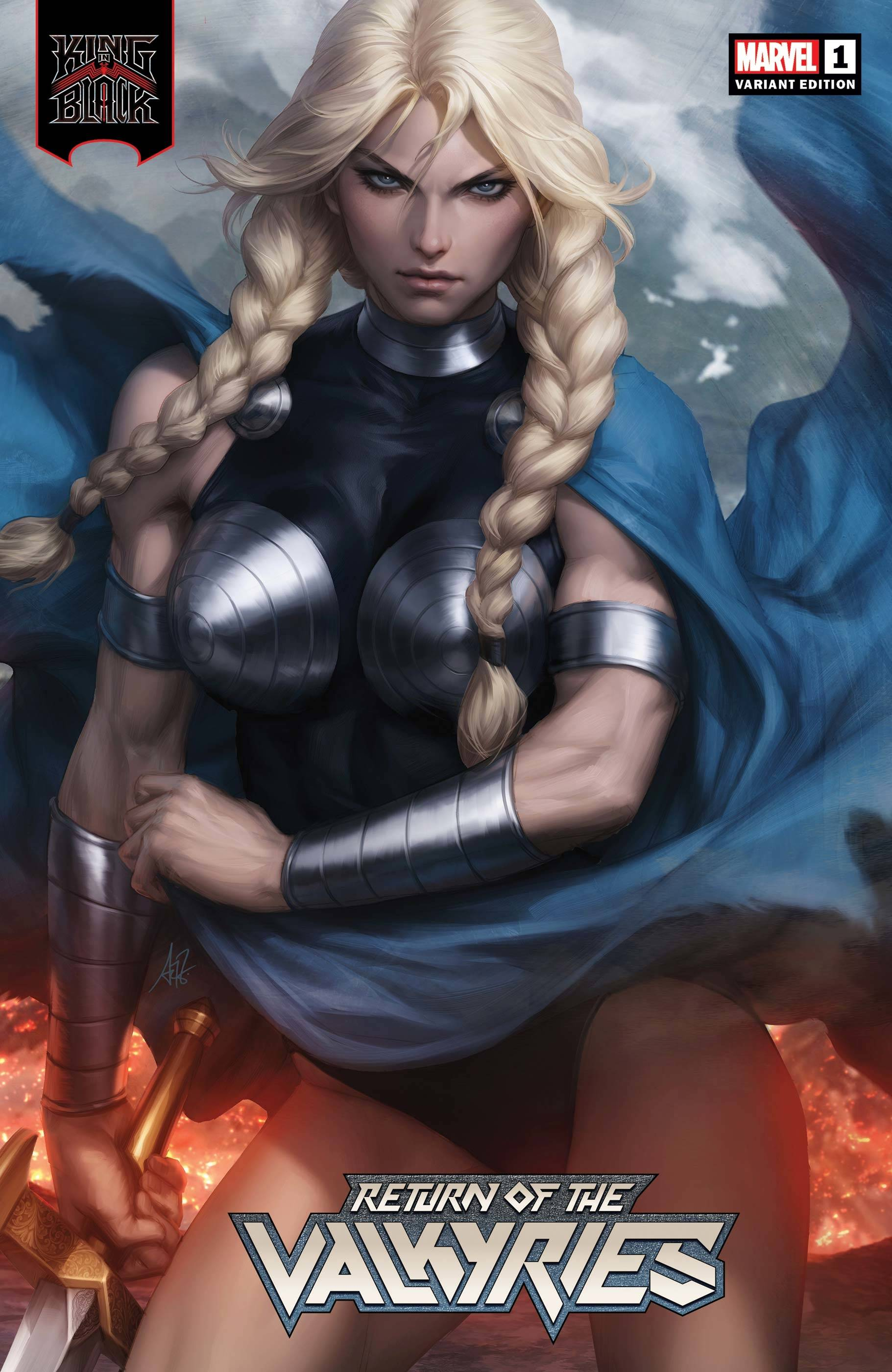 King in Black Return of the Valkyries #1