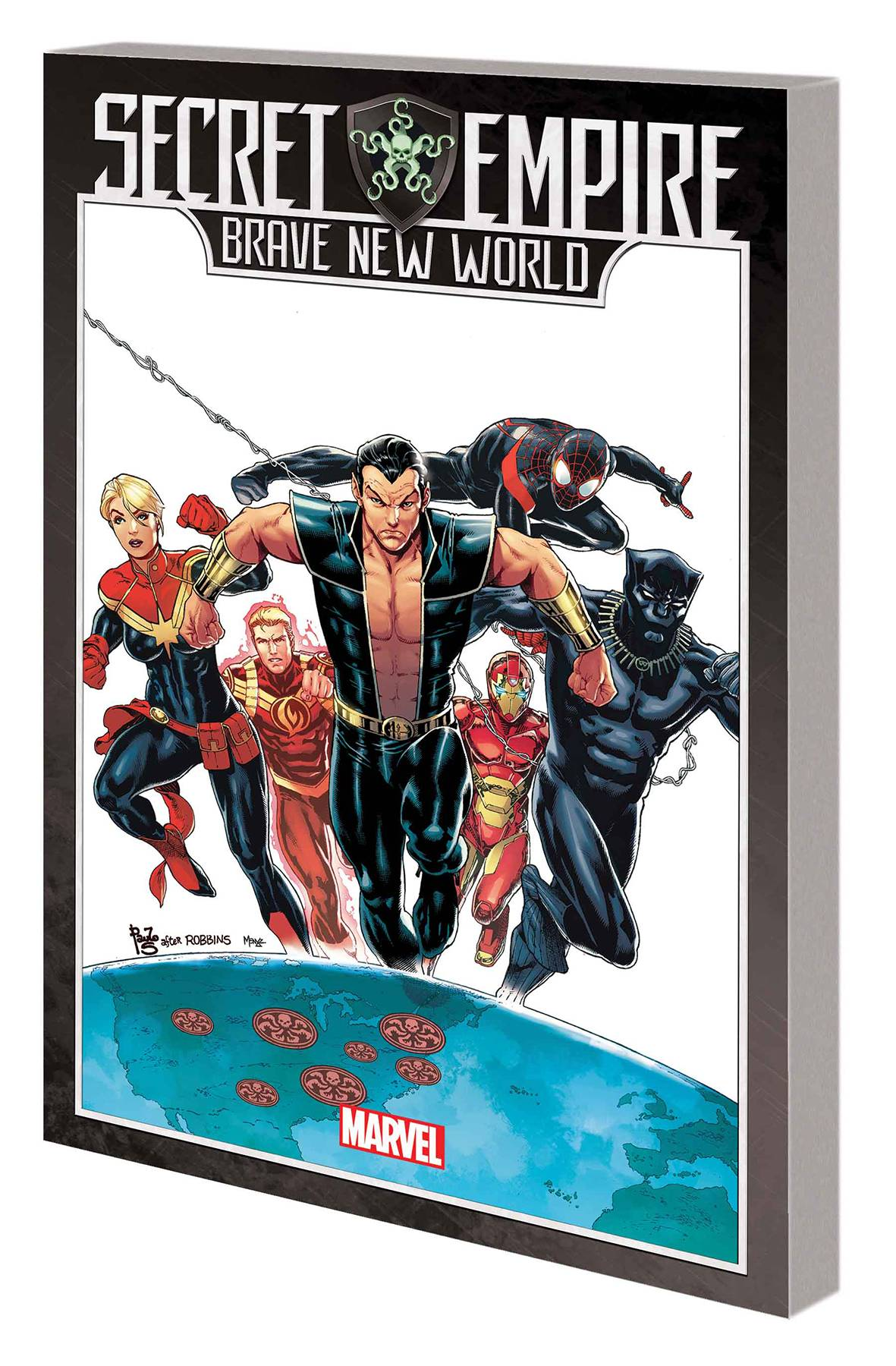 Secret Empire Brave New World TP