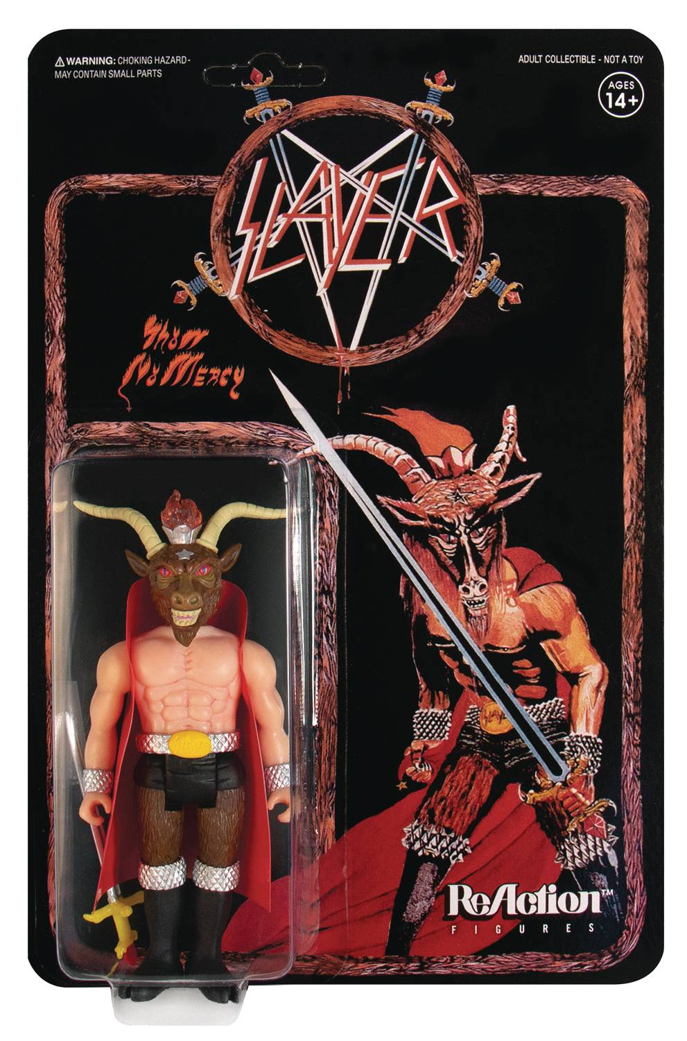 Reaction Figure Slayer Minotaur