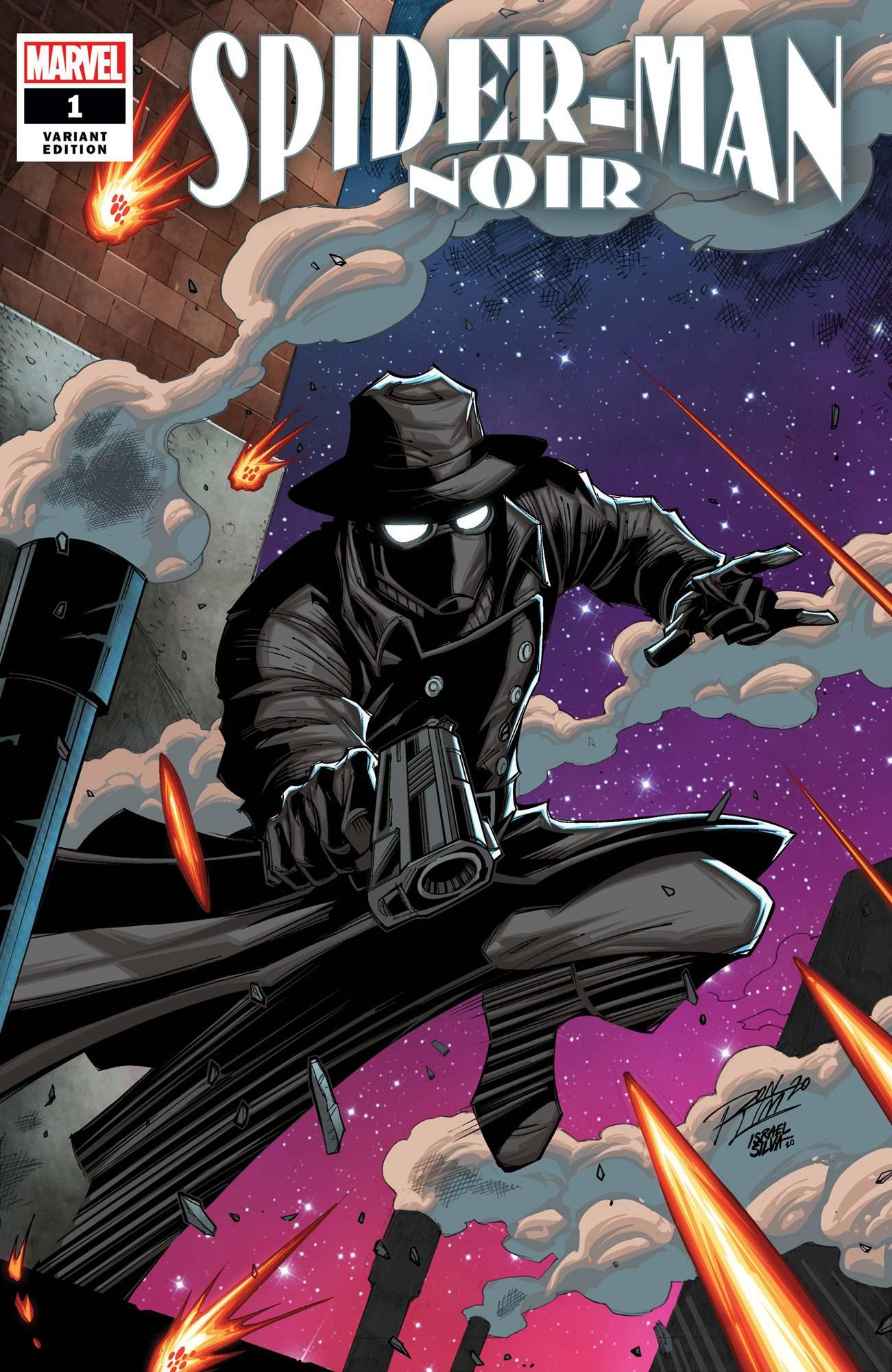Spider-Man Noir #1 Ron Lim Var