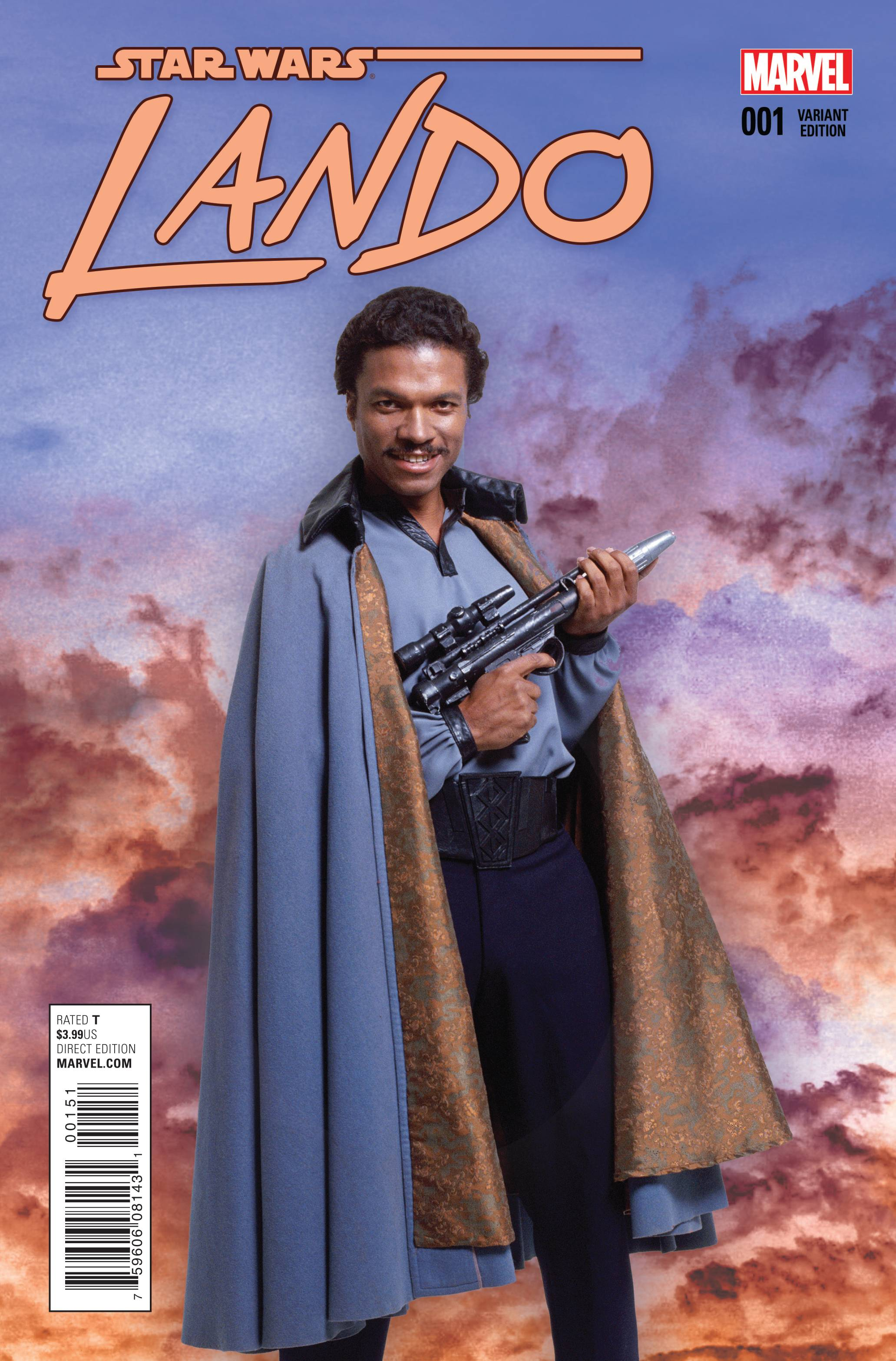 Star Wars Lando #1 Movie Variant